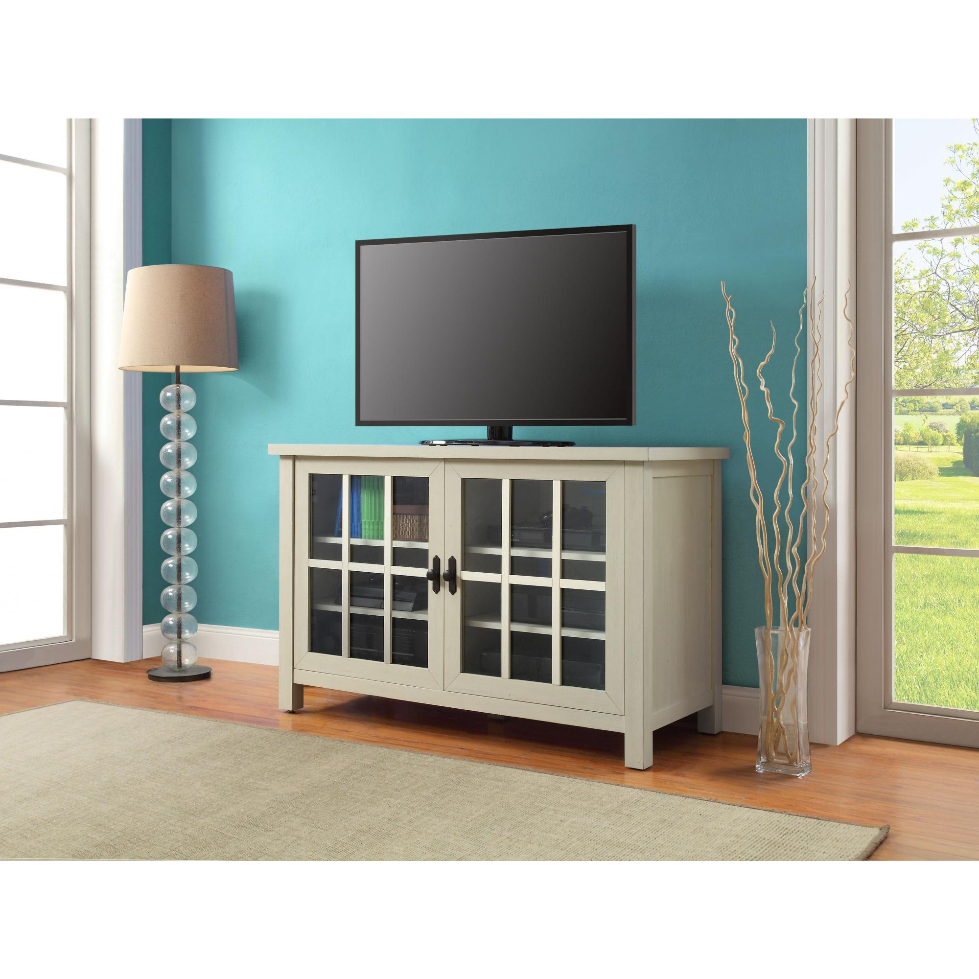 Better Homes And Gardens Oxford Square Tv Console For Tvs Up To 55 Intended For Oxford 84 Inch Tv Stands (View 2 of 20)