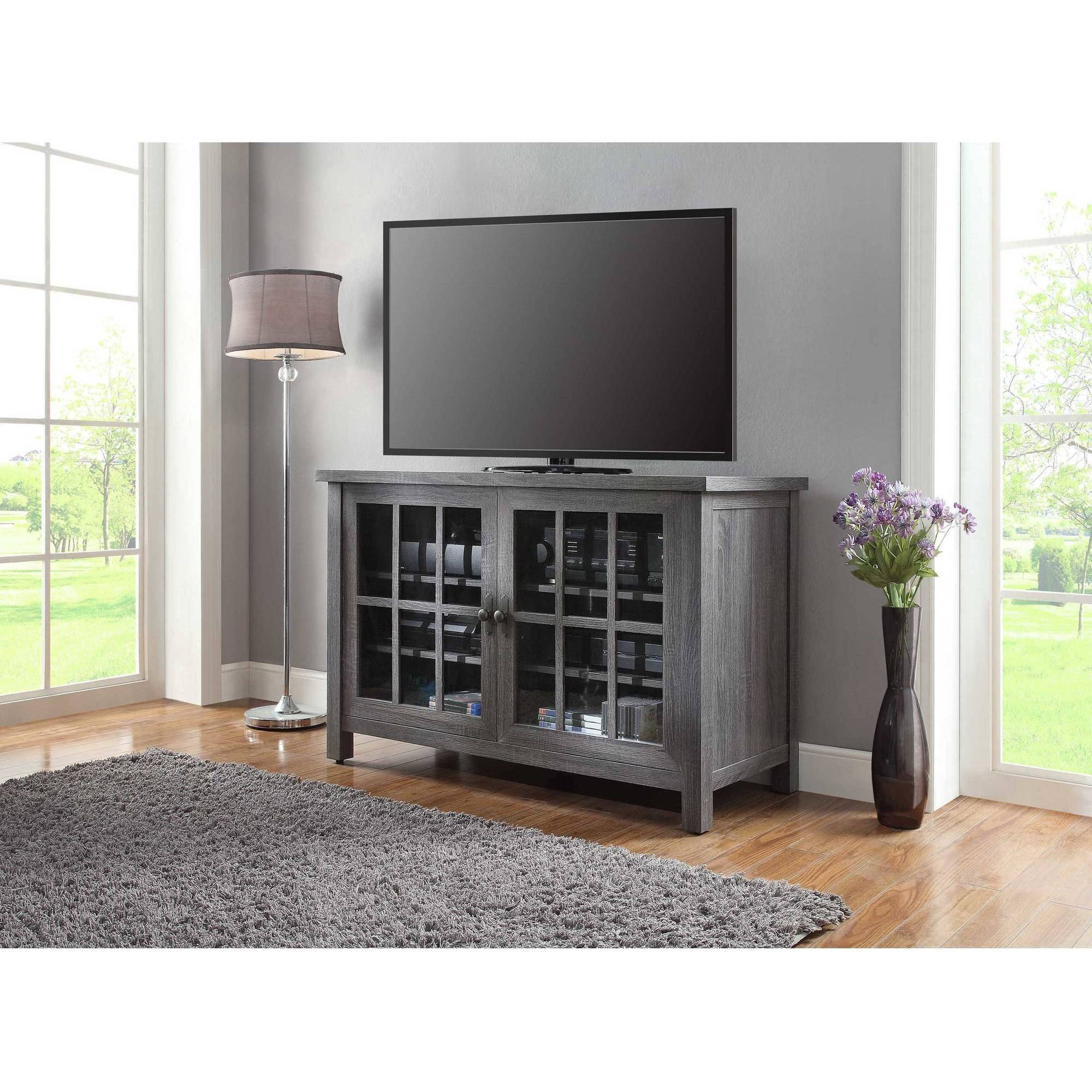 Better Homes And Gardens Oxford Square Tv Console For Tvs Up To 55 Pertaining To Oxford 60 Inch Tv Stands (Gallery 14 of 20)