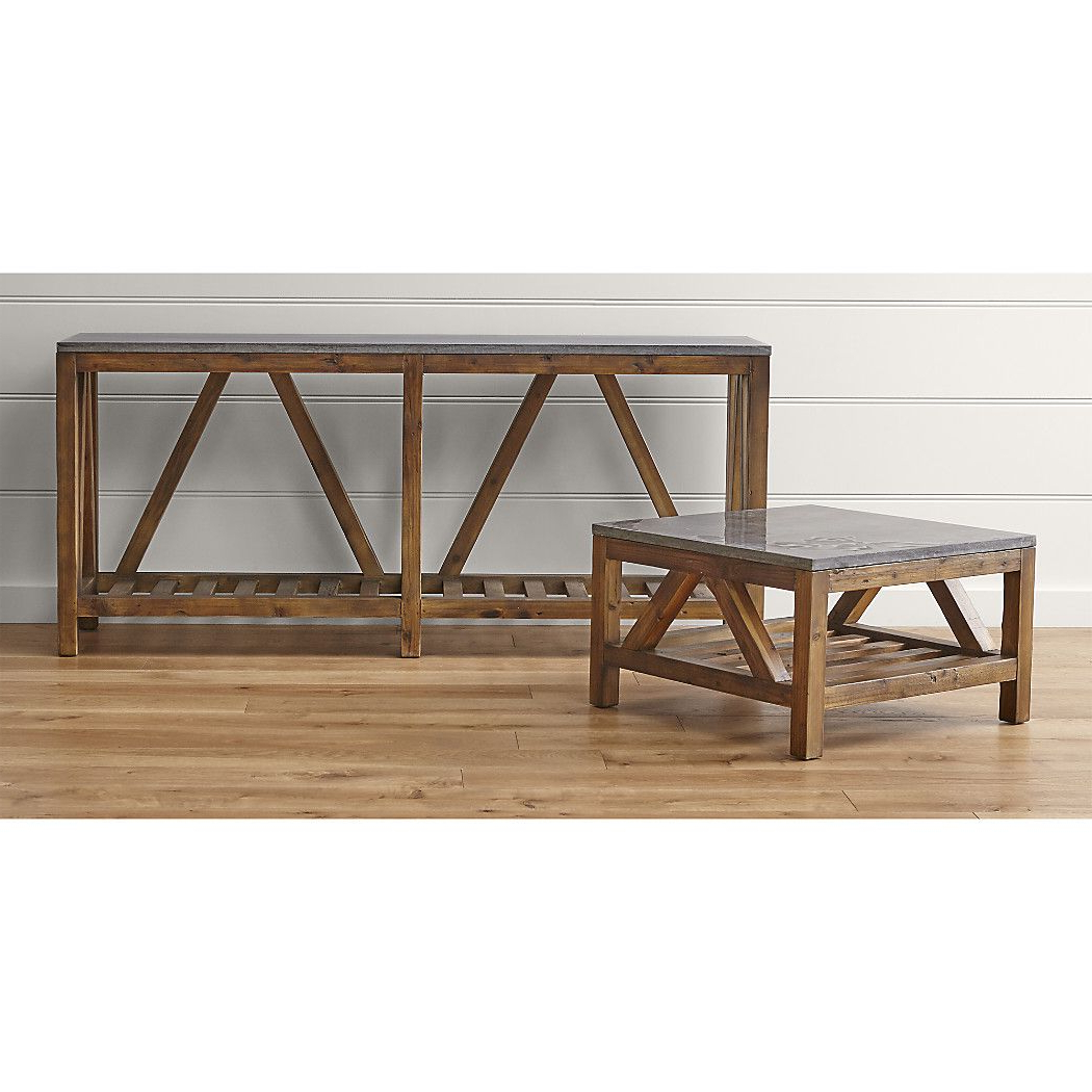 Bluestone Console Table | Cocinas Pequeñas | Pinterest | Low Shelves Pertaining To Bluestone Console Tables (View 15 of 20)