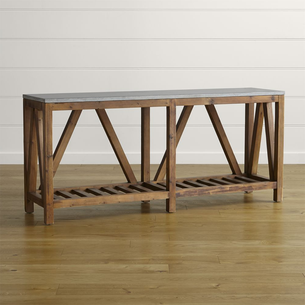 Bluestone Console Table In 2018 | Products | Pinterest | Console Intended For Bluestone Console Tables (View 5 of 20)