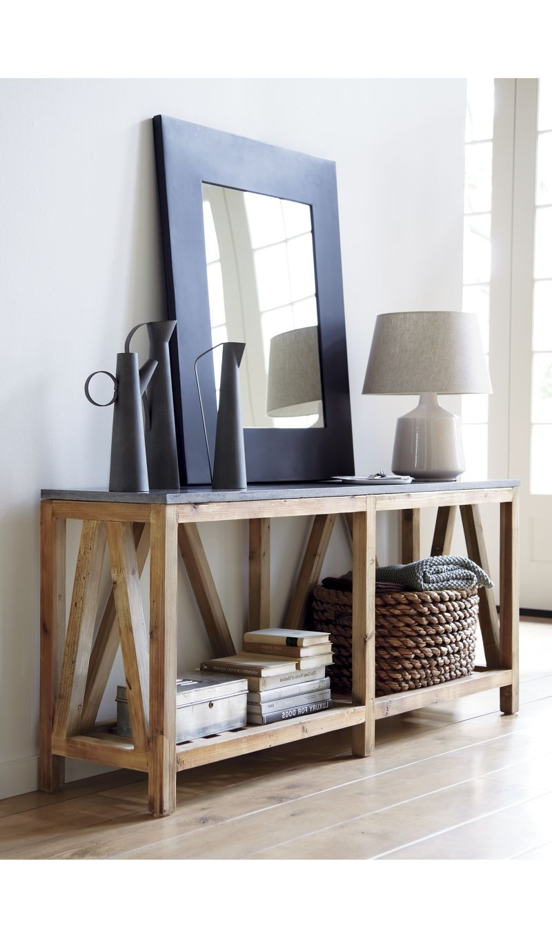 Bluestone Console Table | Styling & Staging | Pinterest | Console Inside Bluestone Console Tables (View 9 of 20)