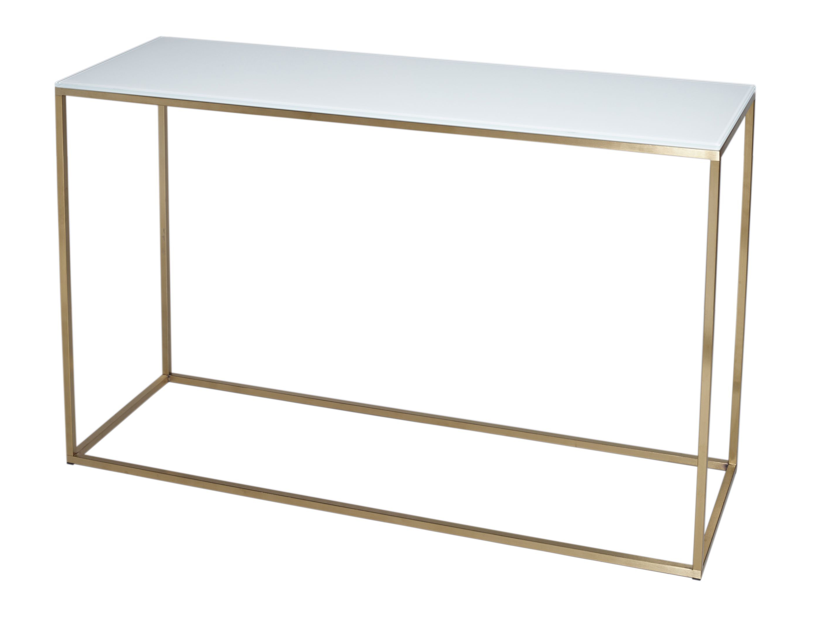 Brass Console Table Throughout Elke Glass Console Tables With Brass Base (View 13 of 20)