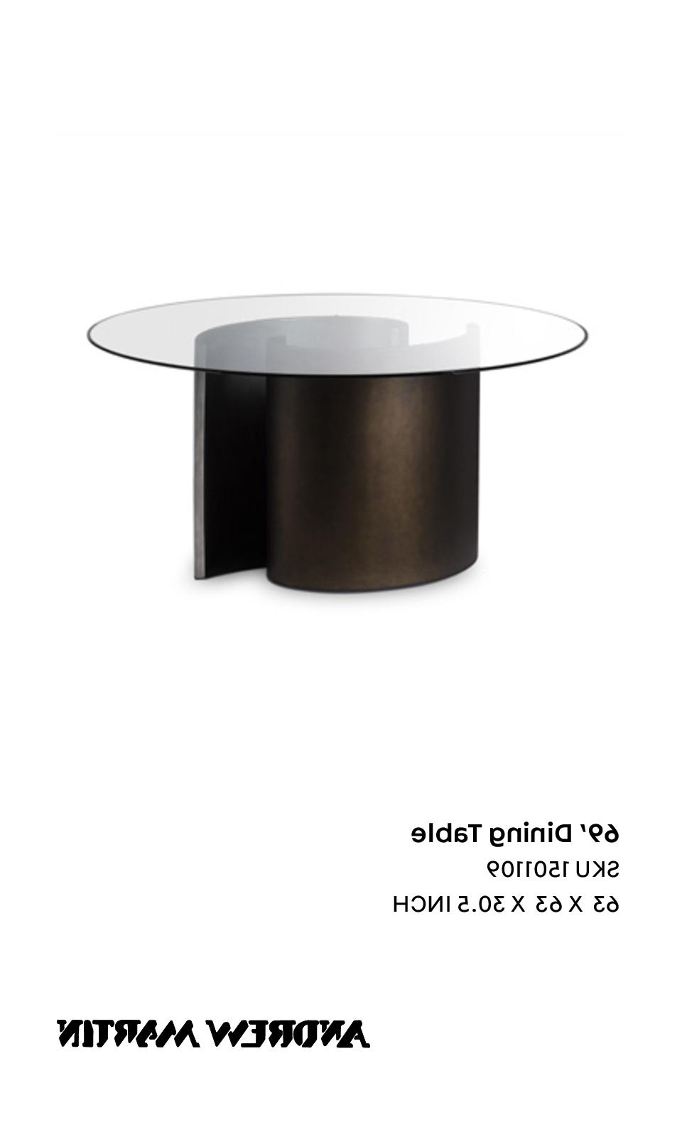 Calaméo – Product Cards Regarding Parsons Walnut Top & Brass Base 48X16 Console Tables (Gallery 18 of 20)