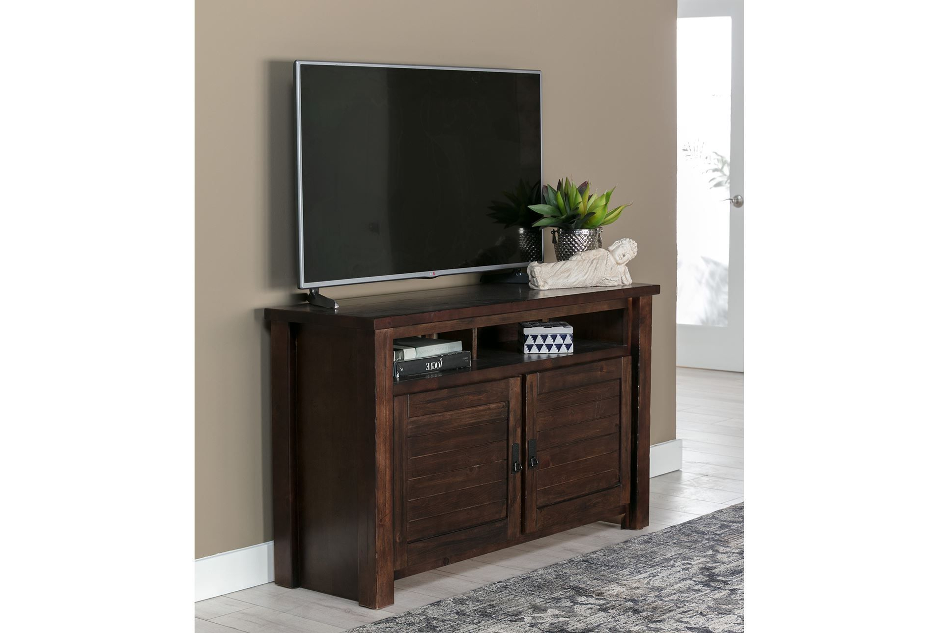 Canyon 54 Inch Tv Stand | Home Decor | Home Living Room, Tv Stand Inside Canyon 54 Inch Tv Stands (View 3 of 20)