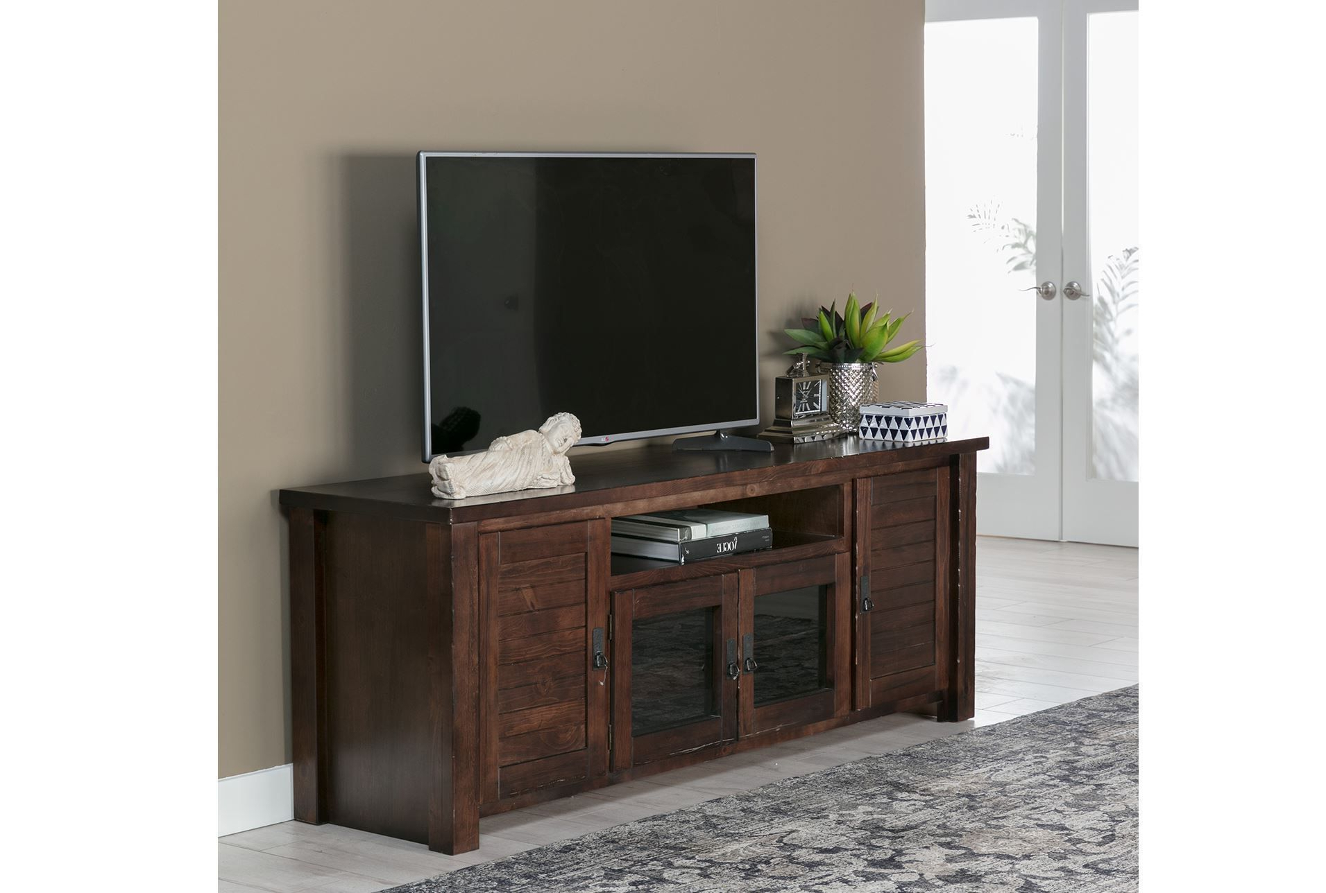 Canyon 74 Inch Tv Stand | For The Home | Pinterest | Home Living Intended For Canyon 74 Inch Tv Stands (View 8 of 20)