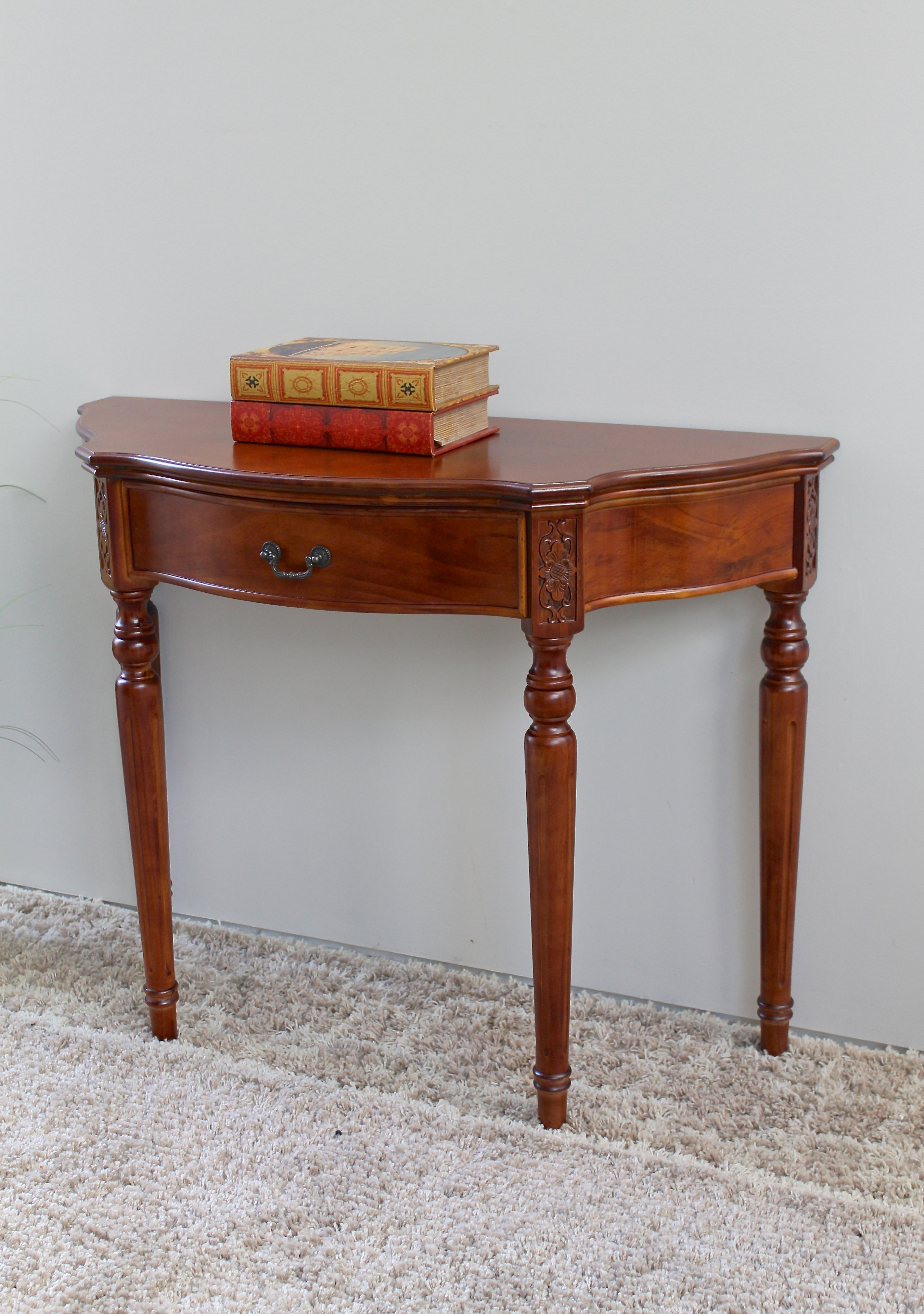 Carved Indian Furniture | Wayfair (View 7 of 20)