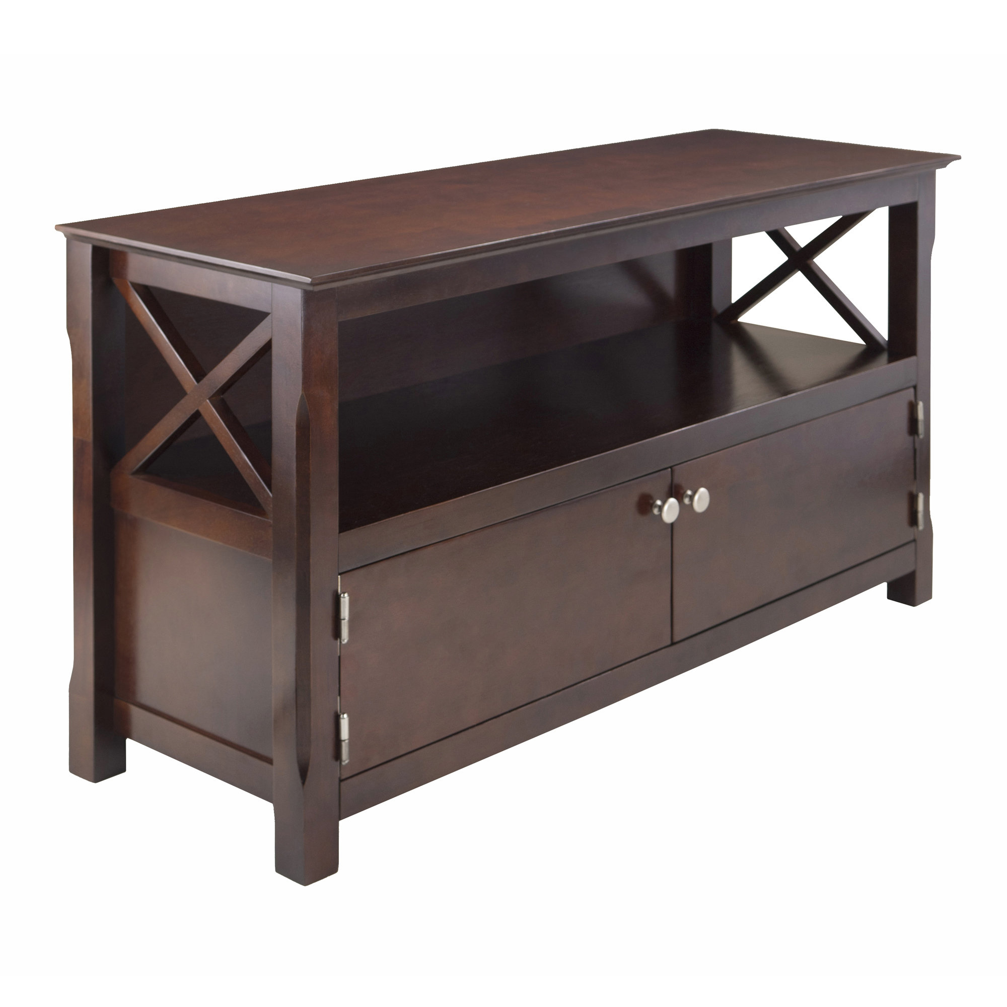 "Charlton Home Inman Tv Stand For Tvs Up To 43"" & Reviews 