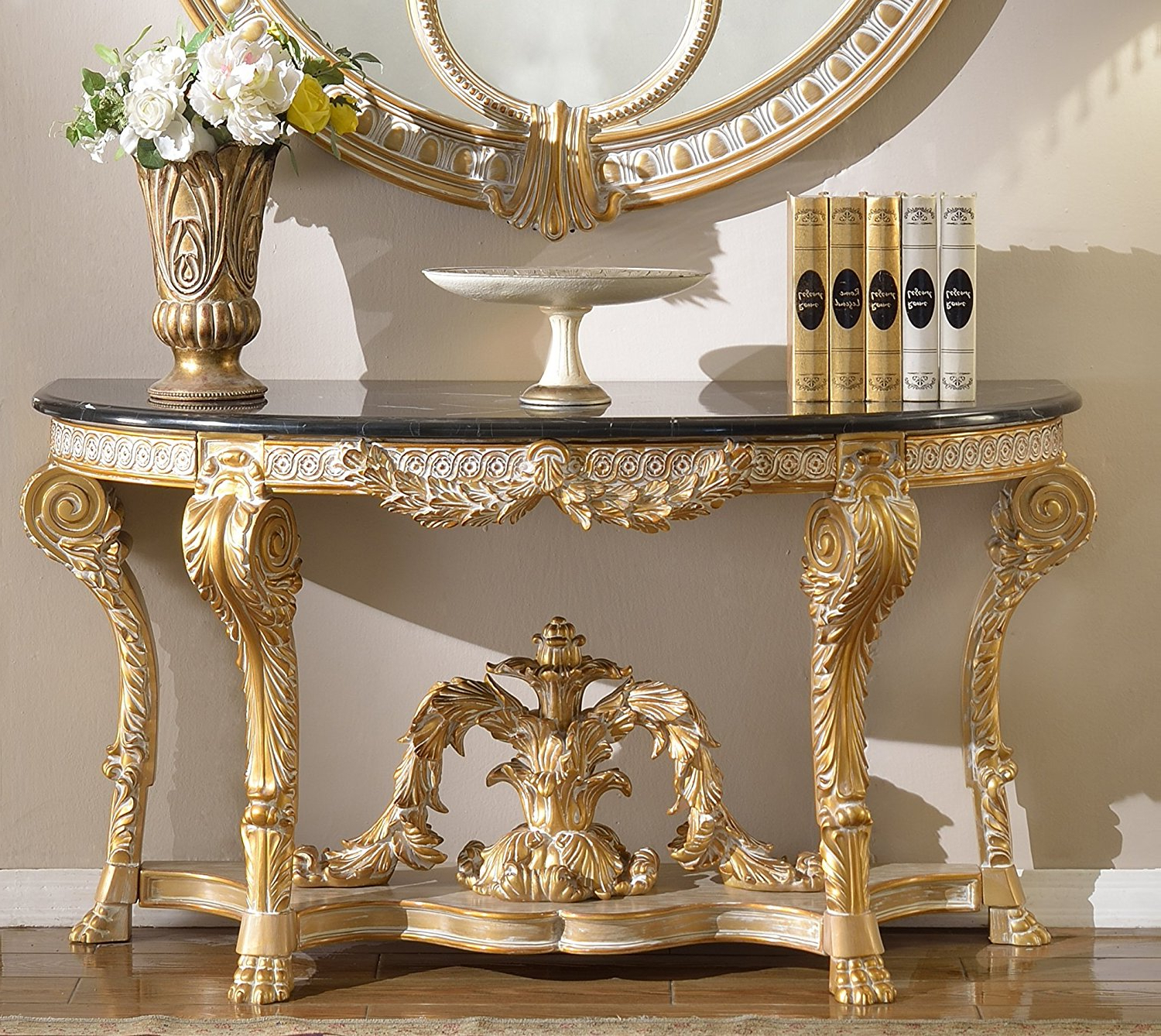 Cheap Gold Console Table, Find Gold Console Table Deals On Line At Intended For Roman Metal Top Console Tables (View 4 of 20)