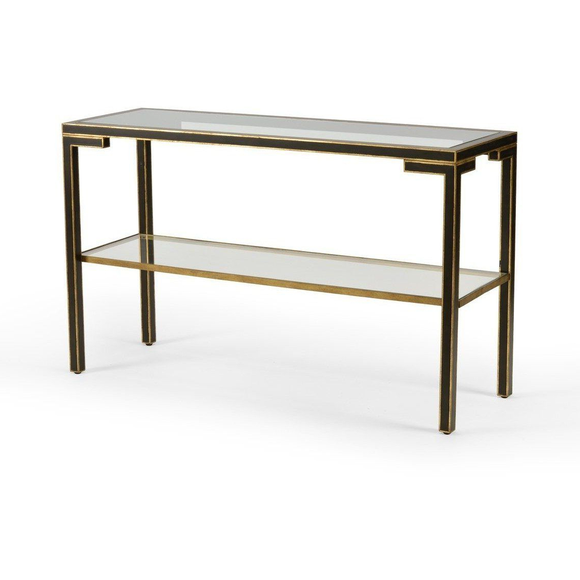 Chelsea House Decker Console 381874 | Products | Console, House, Chelsea Intended For Parsons Grey Marble Top & Dark Steel Base 48X16 Console Tables (View 2 of 20)