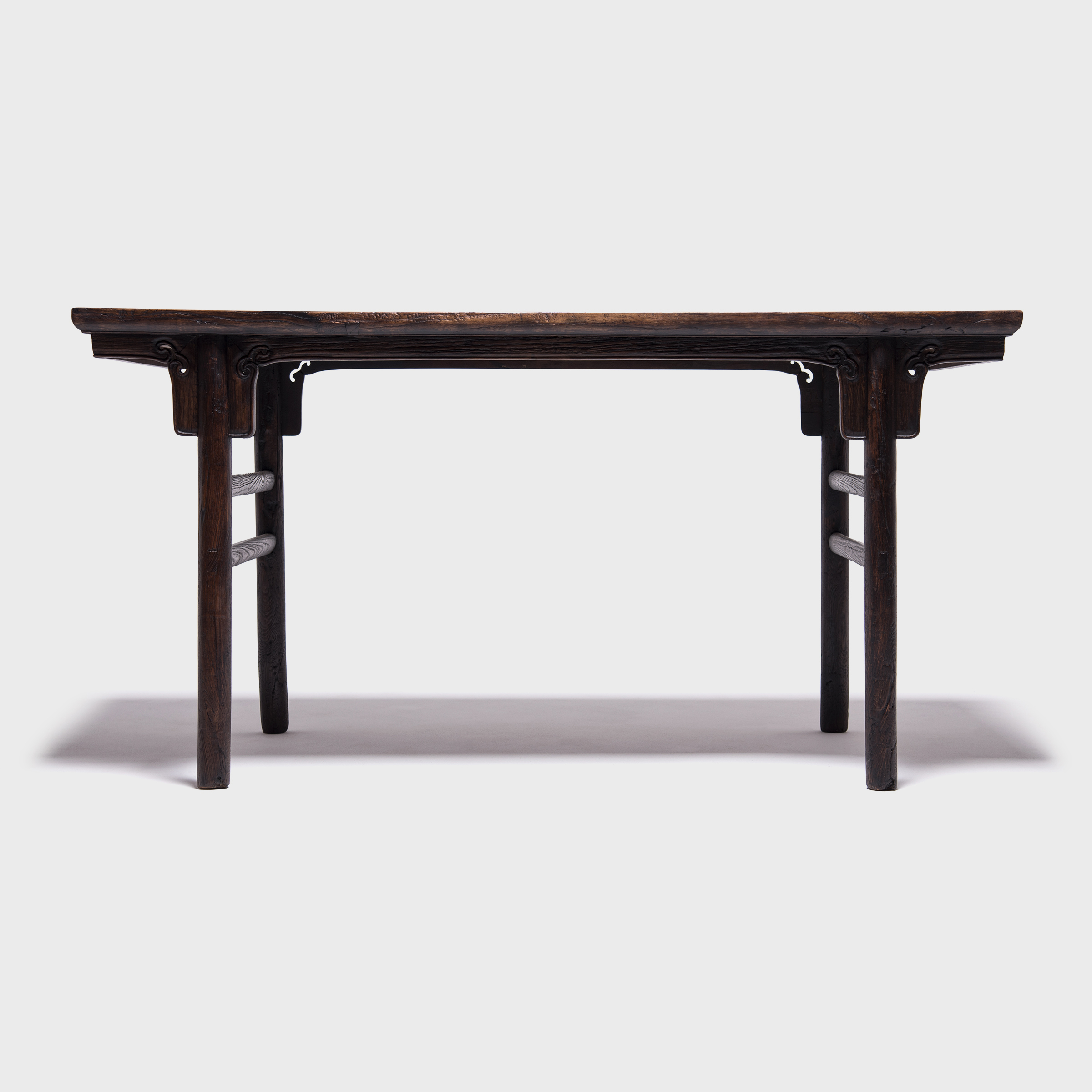 Chinese Tables And Antique Chinese Tables | Pagoda Red For Era Limestone Console Tables (View 5 of 20)