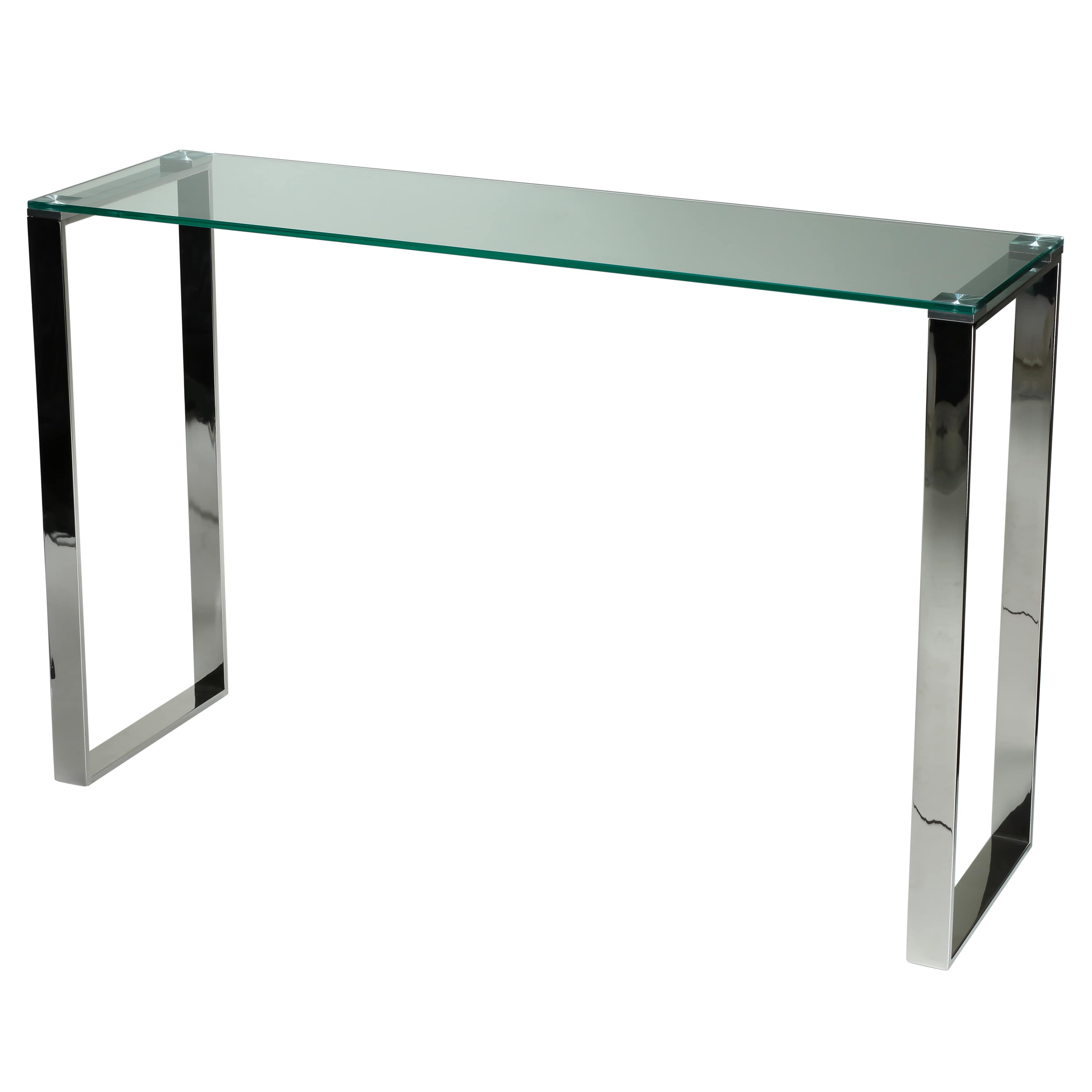 Cortesi Home Remi Console Table – Walmart Throughout Remi Console Tables (View 2 of 20)