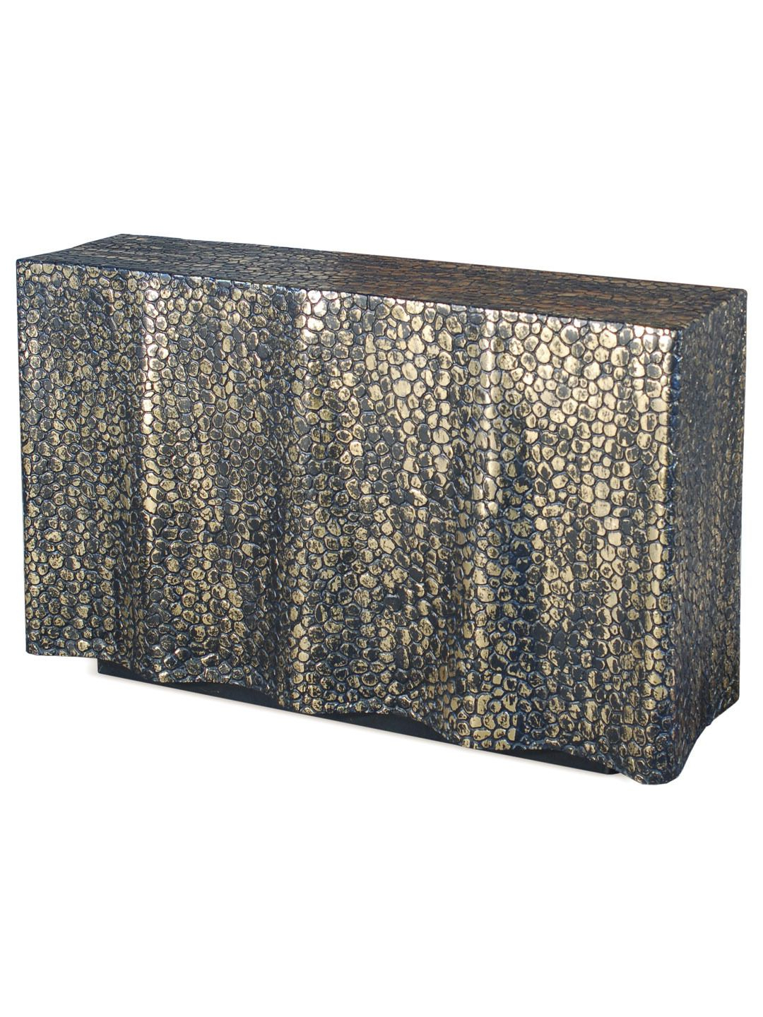 Curtain Console Tablephillips Collection At Gilt | Tables Inside Phillip Brass Console Tables (View 2 of 20)