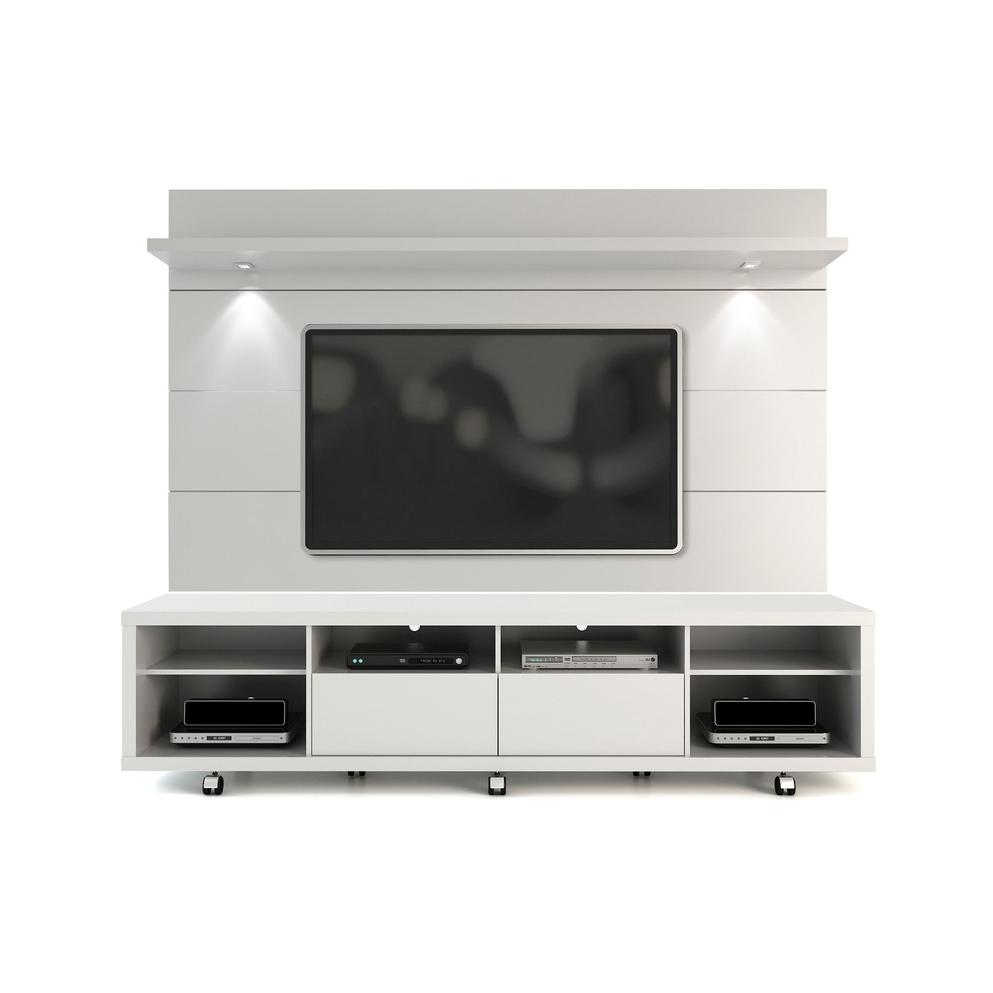 Customer Image Zoomed | 55 Monroe Blvd | Pinterest | Logan, Tv With Forma 65 Inch Tv Stands (View 5 of 20)