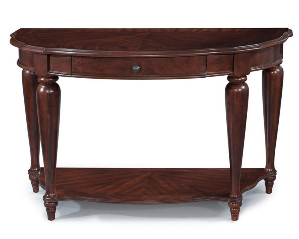 Demilune Table Console Ideas — Oz Visuals Design Intended For Clairemont Demilune Console Tables (View 13 of 20)
