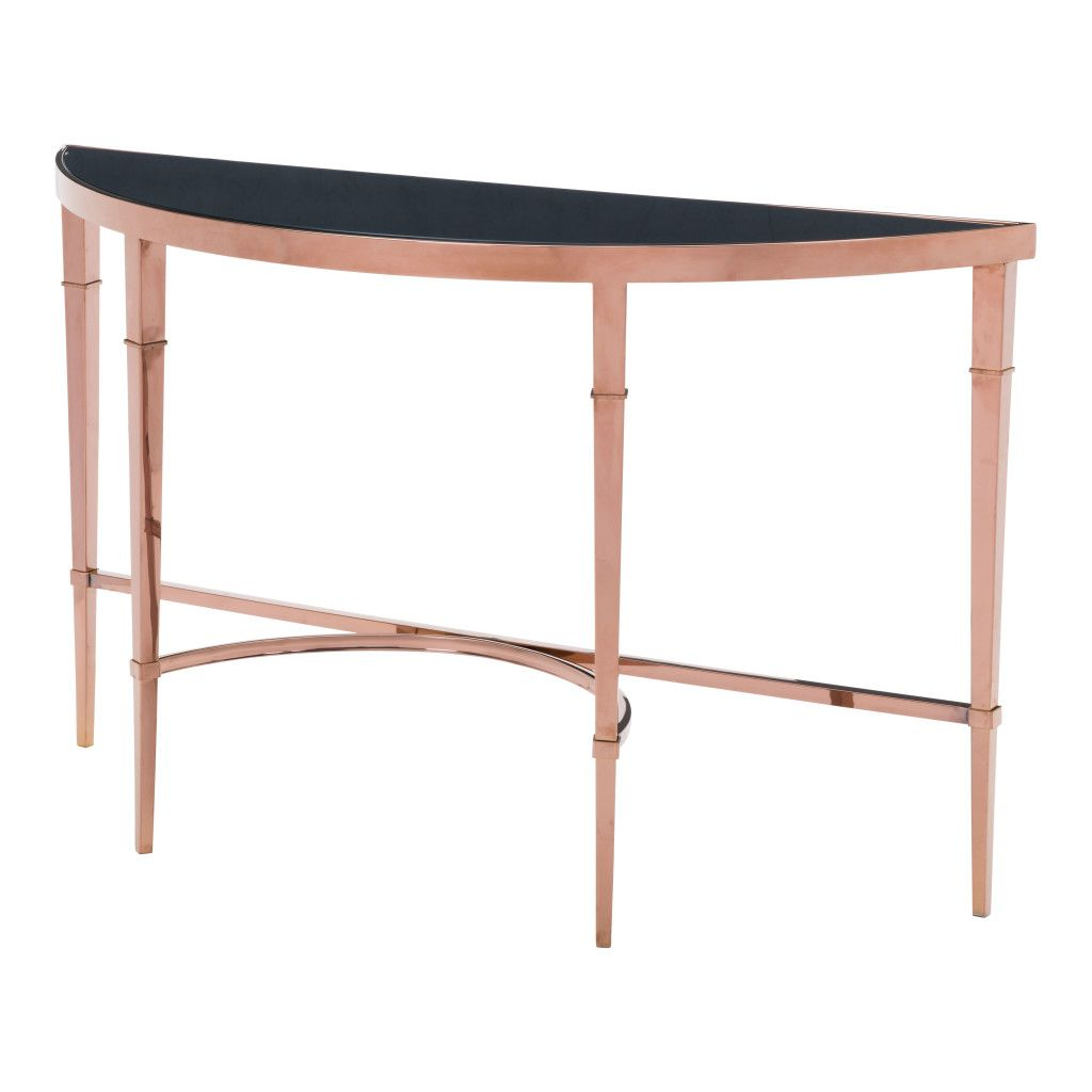 "Desgrand Console Table Dimensions: 51"" Wide, 32"" Tall,  (View 6 of 20)"