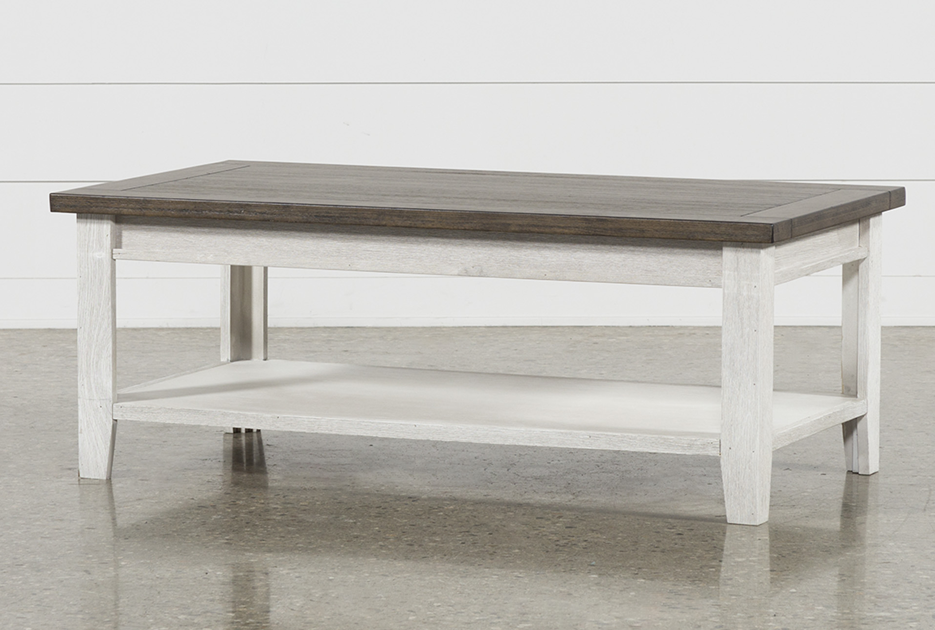 Dixon Coffee Table | Products With Dixon White 84 Inch Tv Stands (View 3 of 16)
