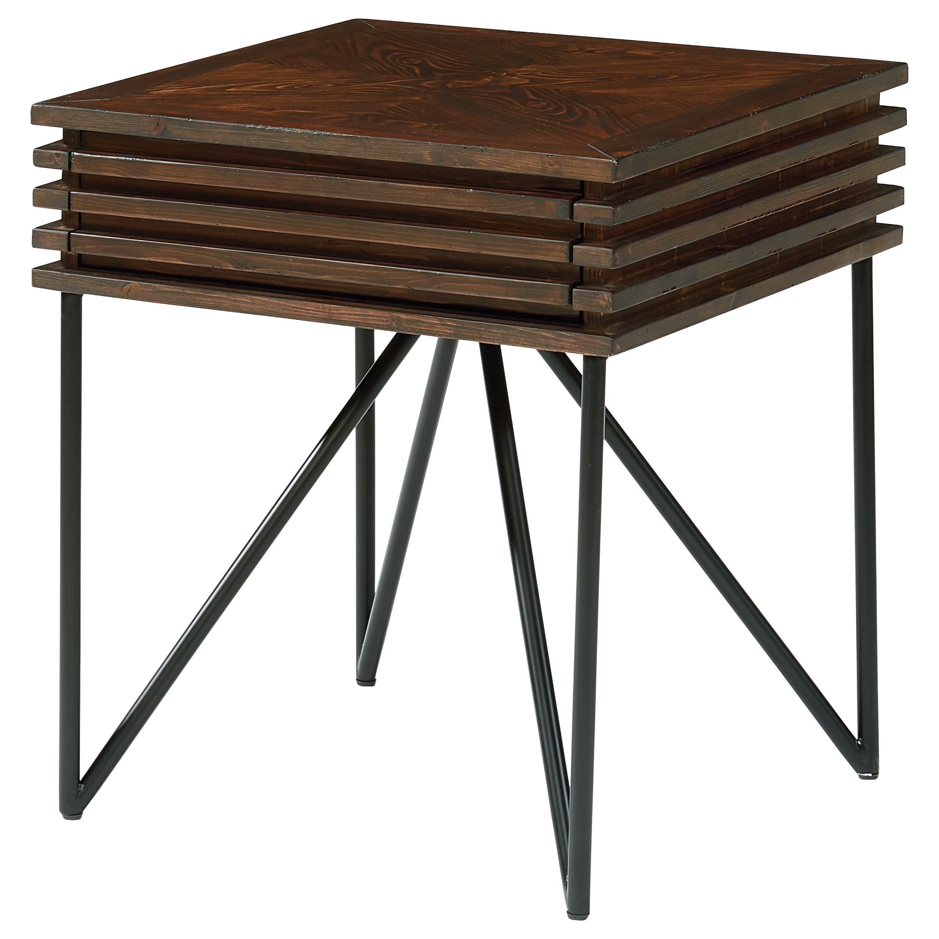 Dixon Side Table In Coffee Tables & Side Tables | Crate And Barrel With Dixon White 65 Inch Tv Stands (View 8 of 20)