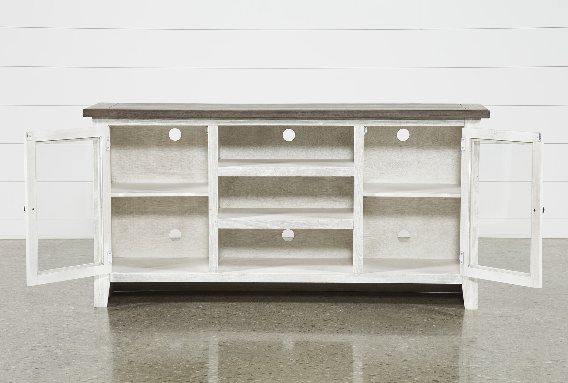 Featured Photo of Dixon White 65 Inch Tv Stands
