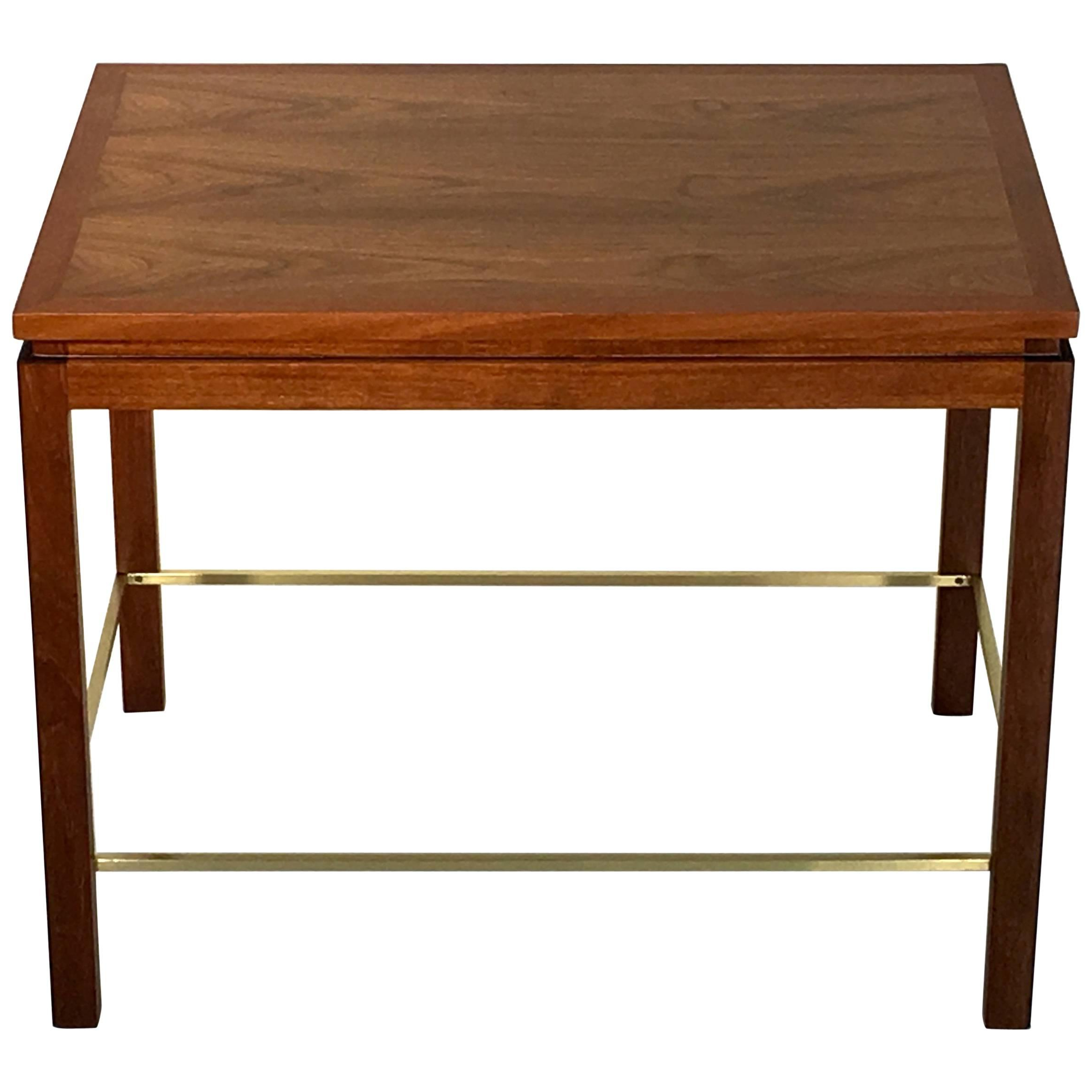 Dunbar Furniture Console Tables – 25 For Sale At 1Stdibs Within Oak & Brass Stacking Media Console Tables (View 6 of 20)