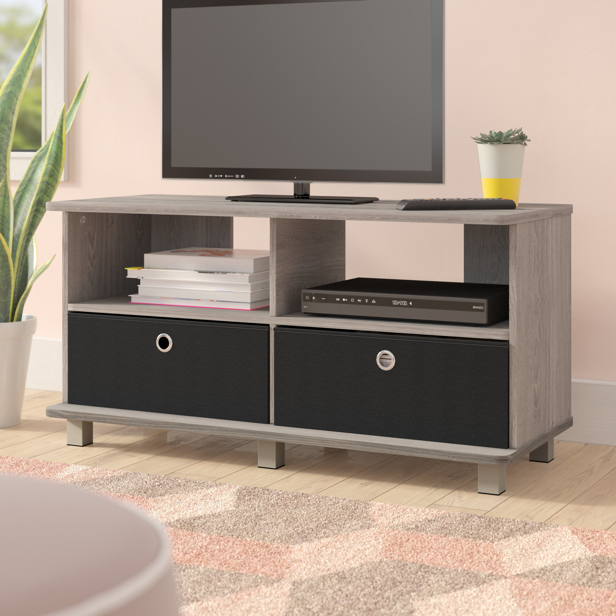 "Ebern Designs Mariaella Tv Stand For Tvs Up To 40"" & Reviews 