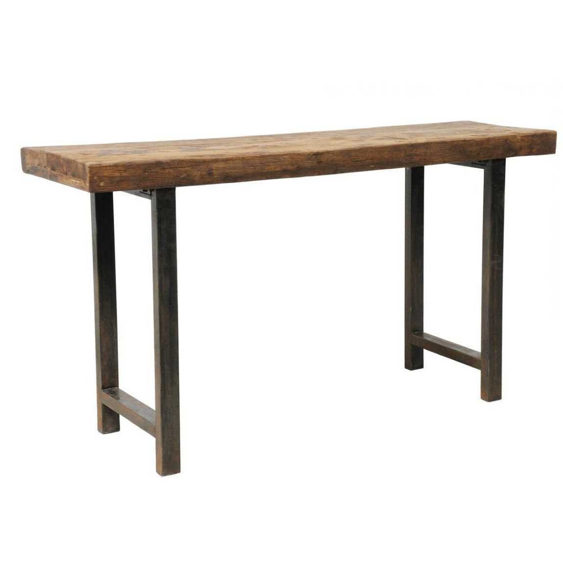 Elinor Tall Slim Desk | Desk | Pinterest | Desks, House Projects And Pertaining To Era Limestone Console Tables (View 12 of 20)