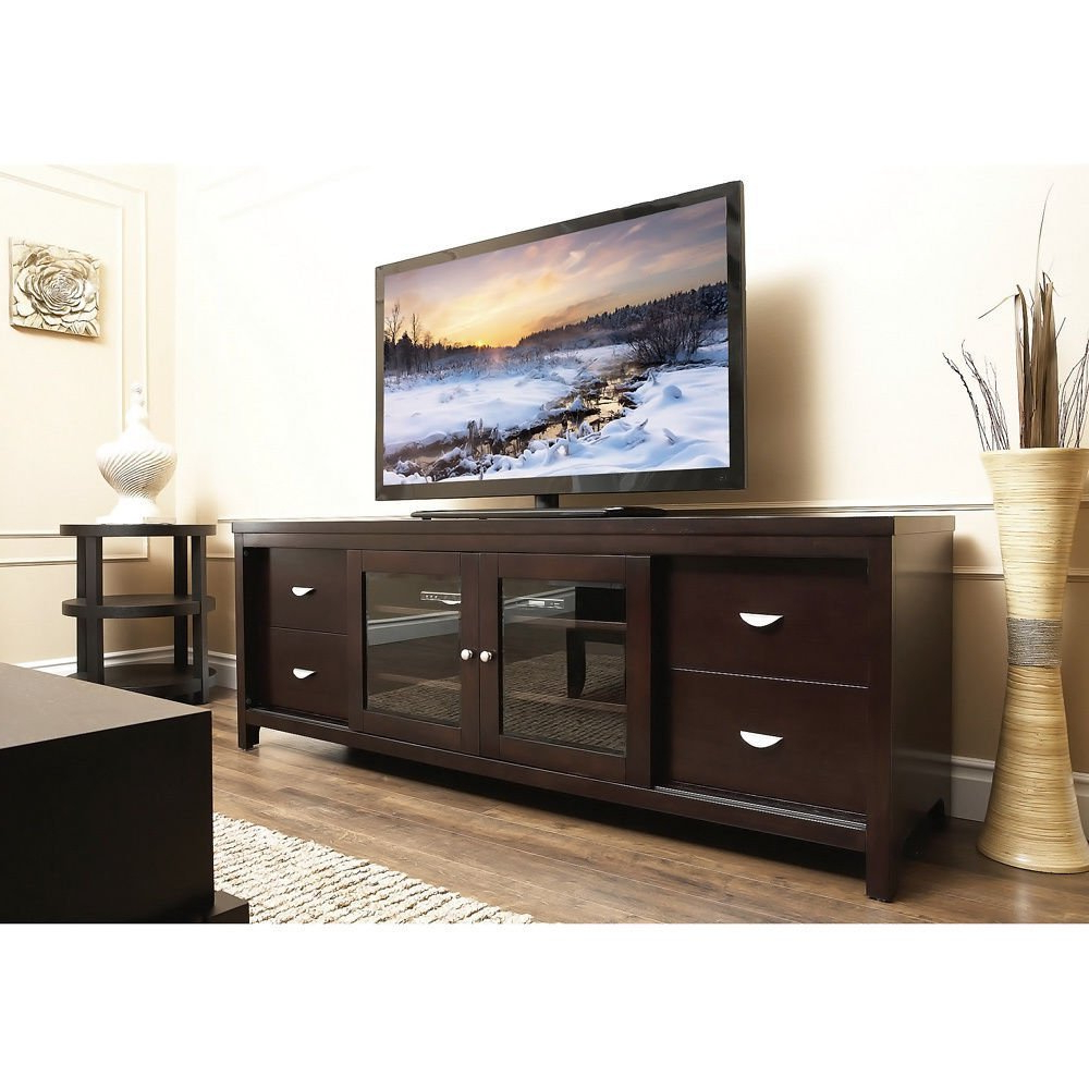Entertainment Center Wall Unit 100 Inch Tv Stand Target 75 With In Murphy 72 Inch Tv Stands (View 3 of 20)
