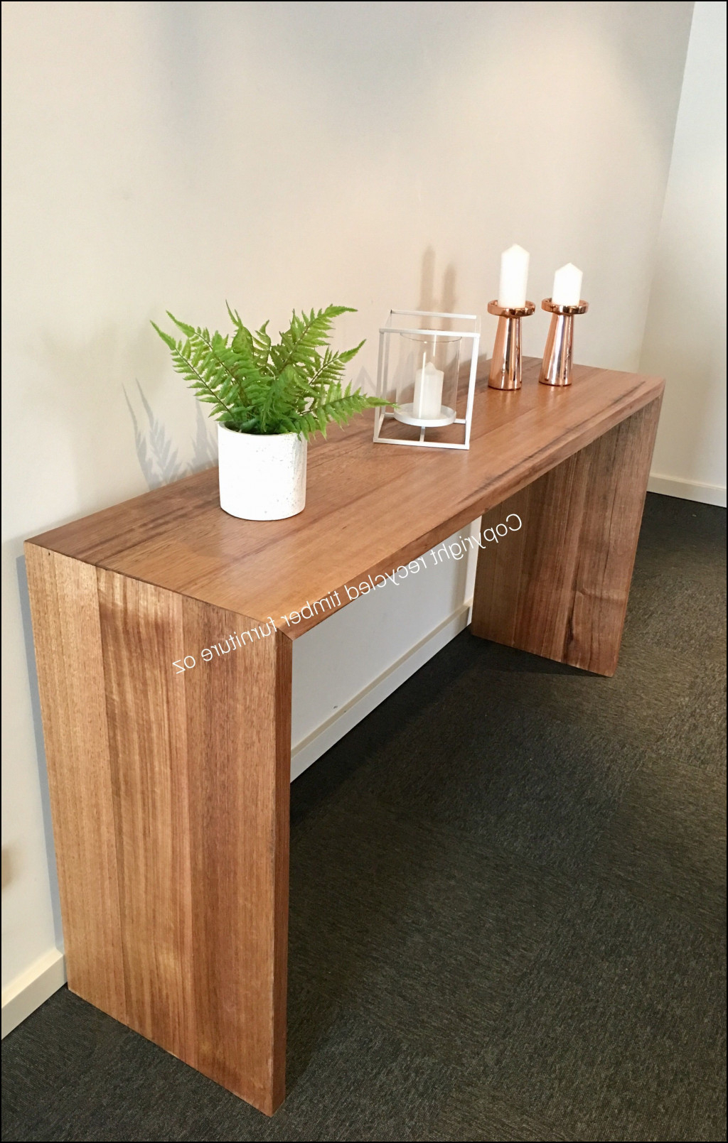Entryway: Slim Hallway Table Lovely Shop Echelon Console Table The Pertaining To Echelon Console Tables (Gallery 20 of 20)