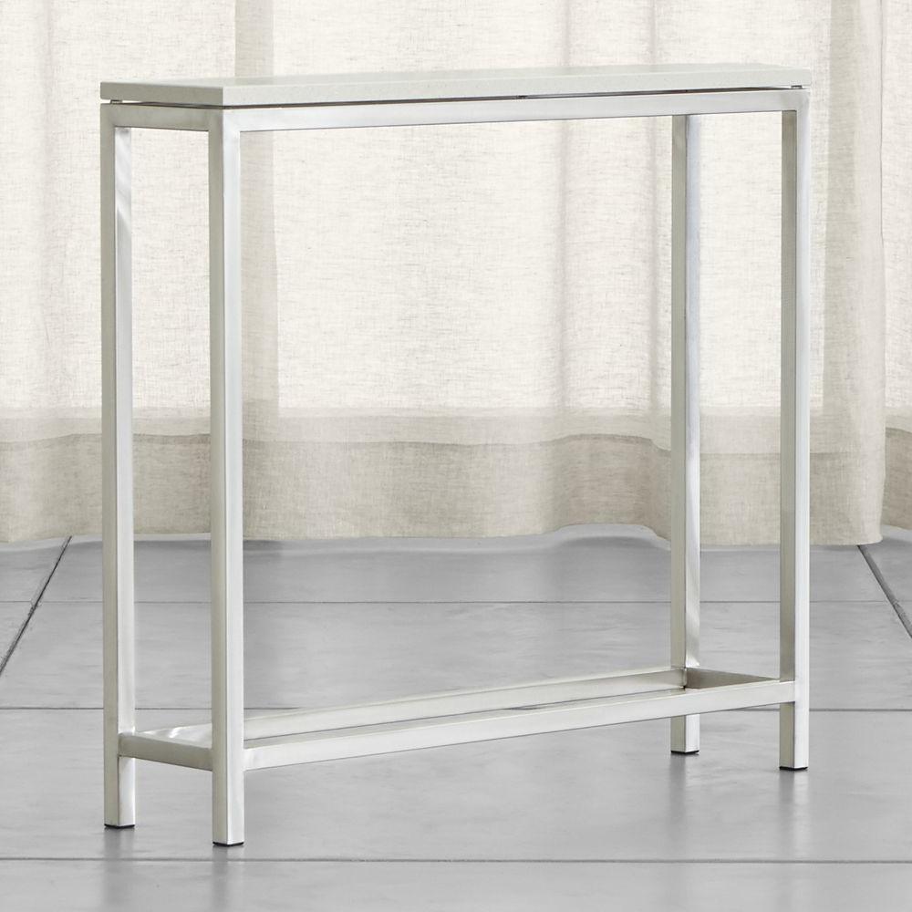 Era Limestone Console Table | Console Tables, Consoles And Products With Regard To Era Glass Console Tables (View 15 of 20)