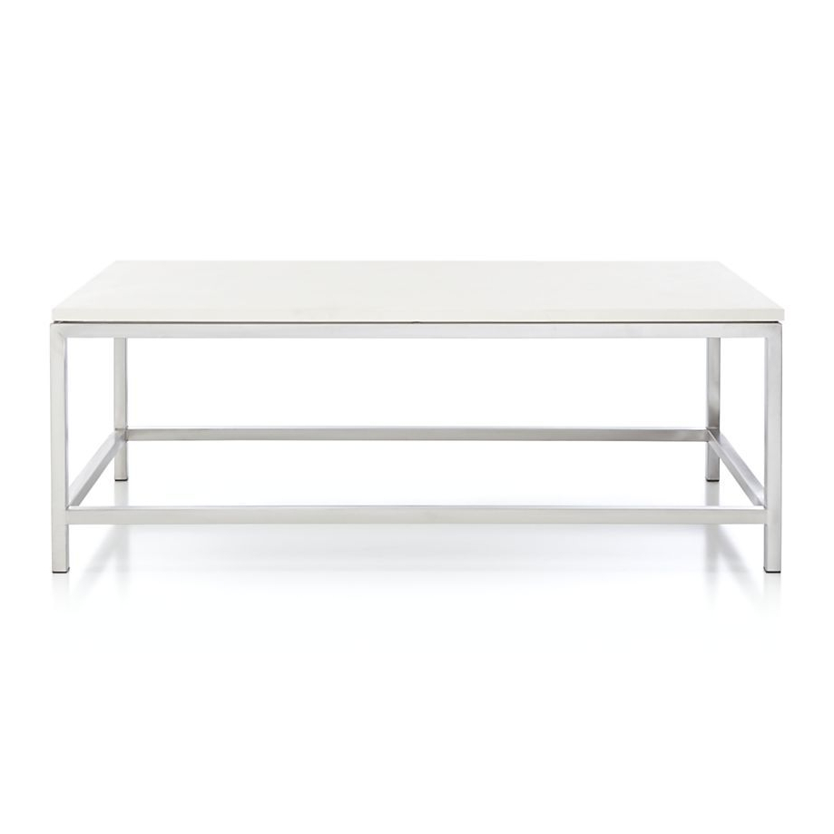 Era Limestone Rectangular Coffee Table | Home | Table, Living Room, Room Pertaining To Era Limestone Console Tables (Gallery 2 of 20)