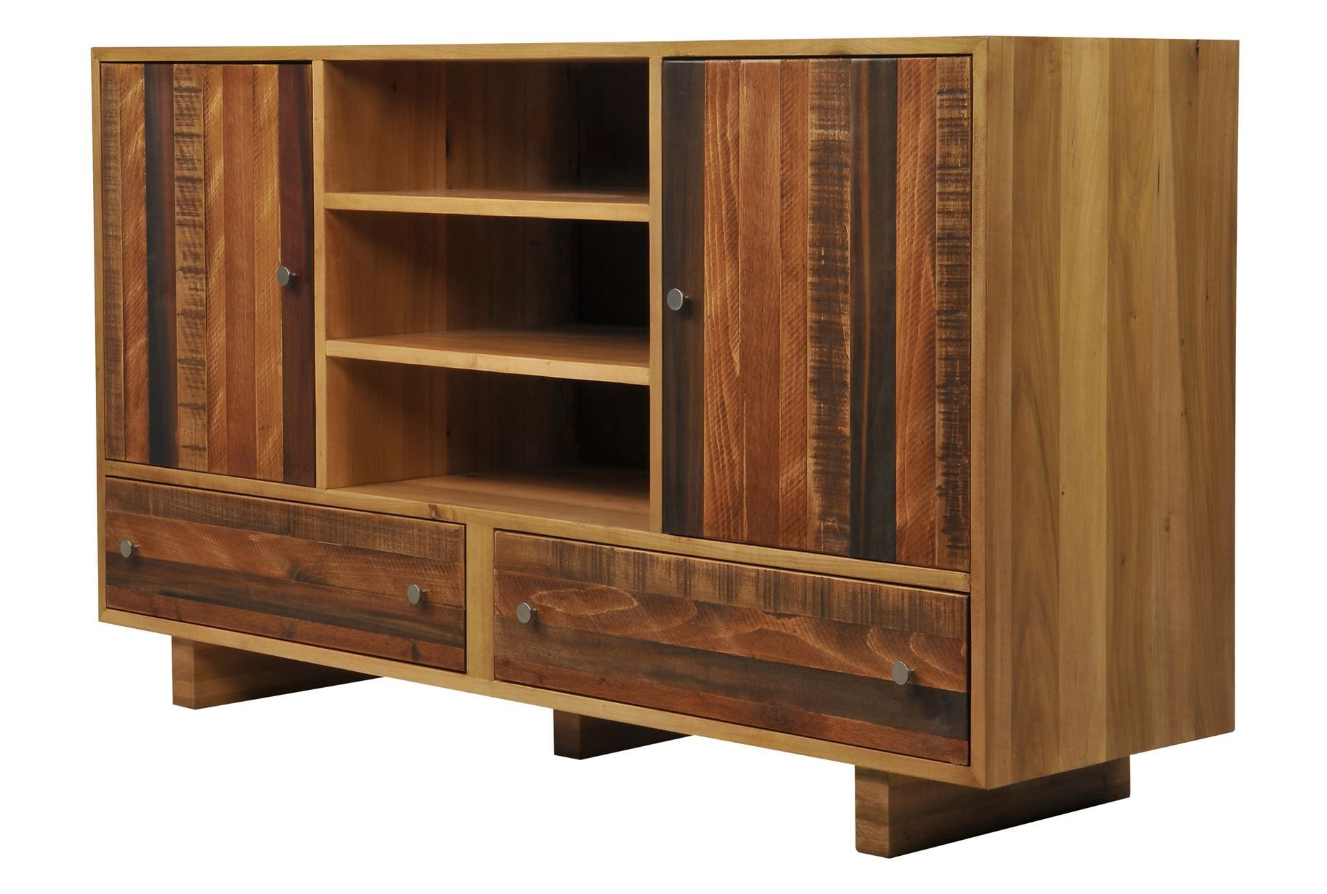 Everett 64 Inch Tv Console | Living Spaces | Pinterest | Consoles Pertaining To Jacen 78 Inch Tv Stands (Gallery 6 of 20)