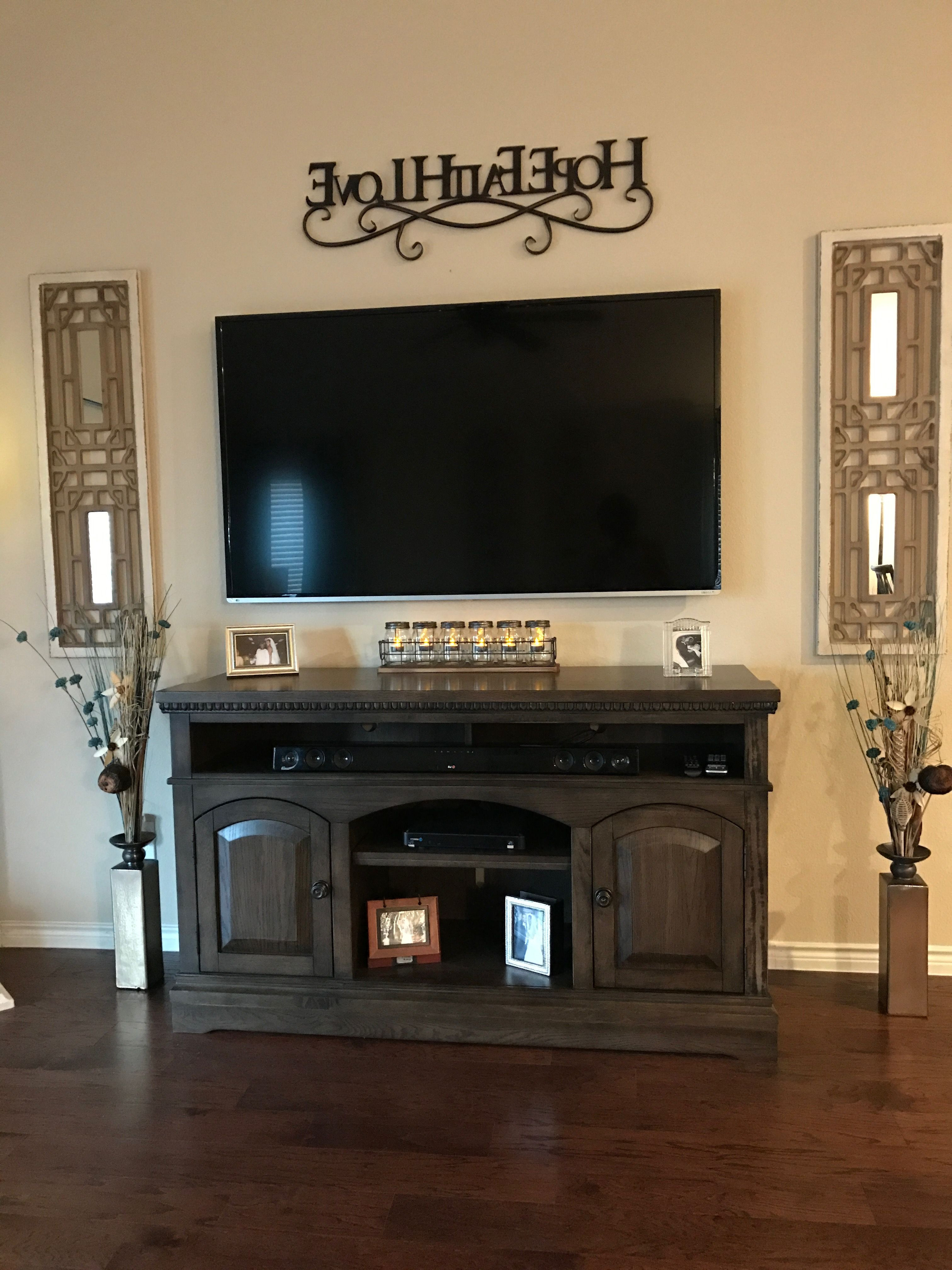 Farmhouse Tv Armoire Elegant Rustic Dresser With White Washed Finish Within Dixon White 65 Inch Tv Stands (View 14 of 20)