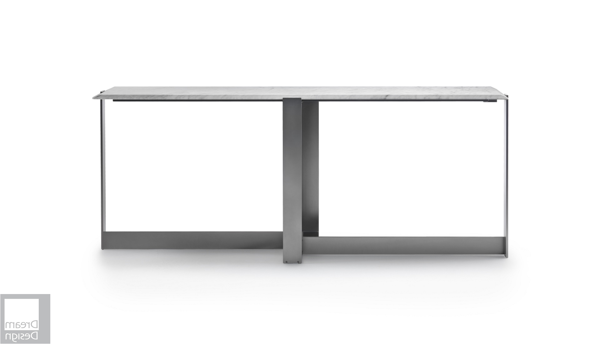 Flexform Mood Jacques Console Table – Everything But Ordinary Pertaining To Jacque Console Tables (Gallery 4 of 20)
