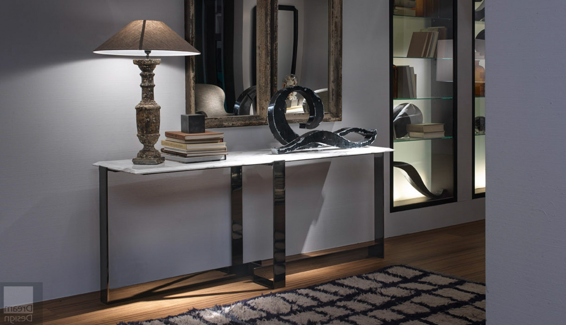 Flexform Mood Jacques Console Table – Everything But Ordinary Regarding Jacque Console Tables (View 3 of 20)