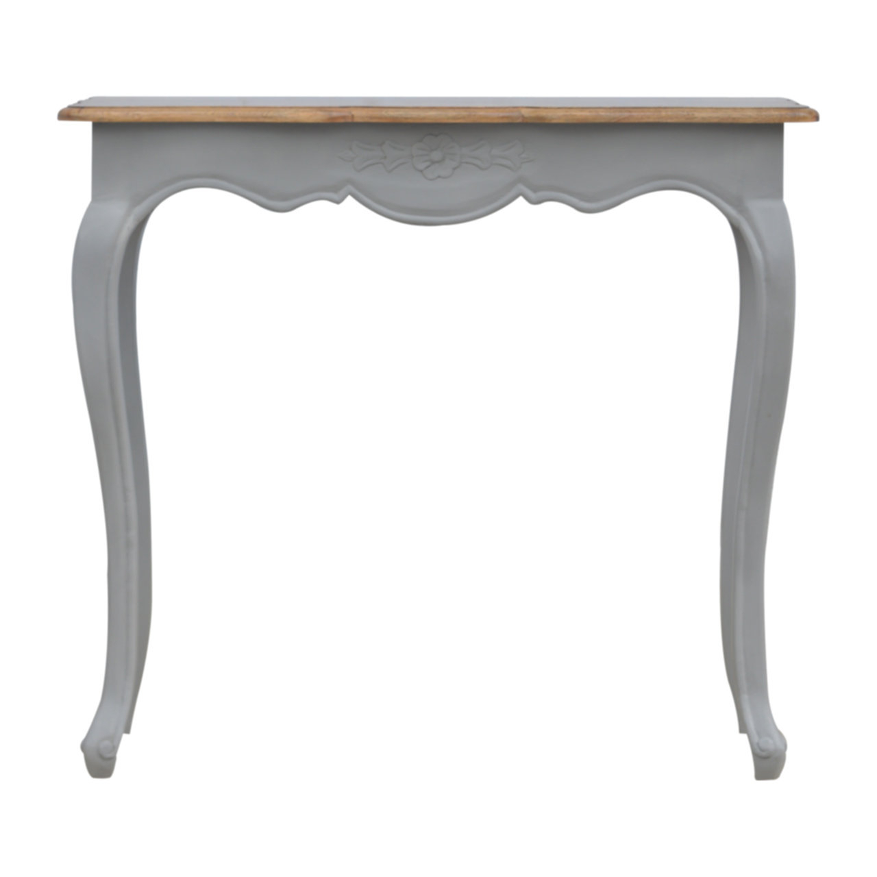 French Grey Console Table | Wayfair.co (View 12 of 20)