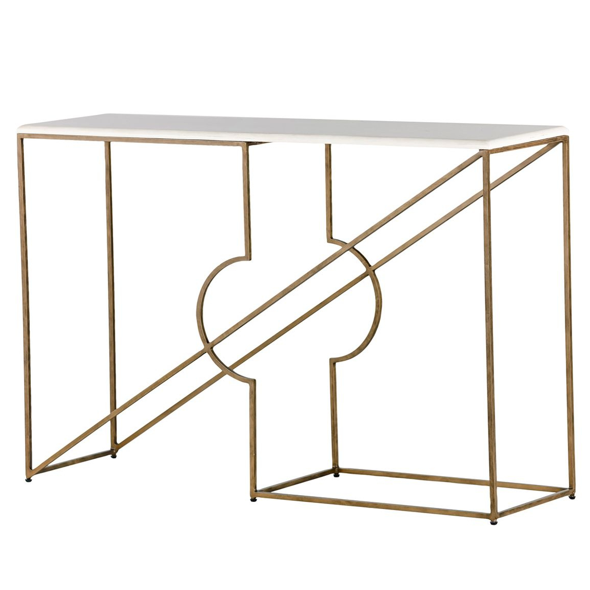 Gabby Furniture Galileo Console Table #laylagrayce | Laylagrayce Within Ventana Display Console Tables (View 5 of 20)