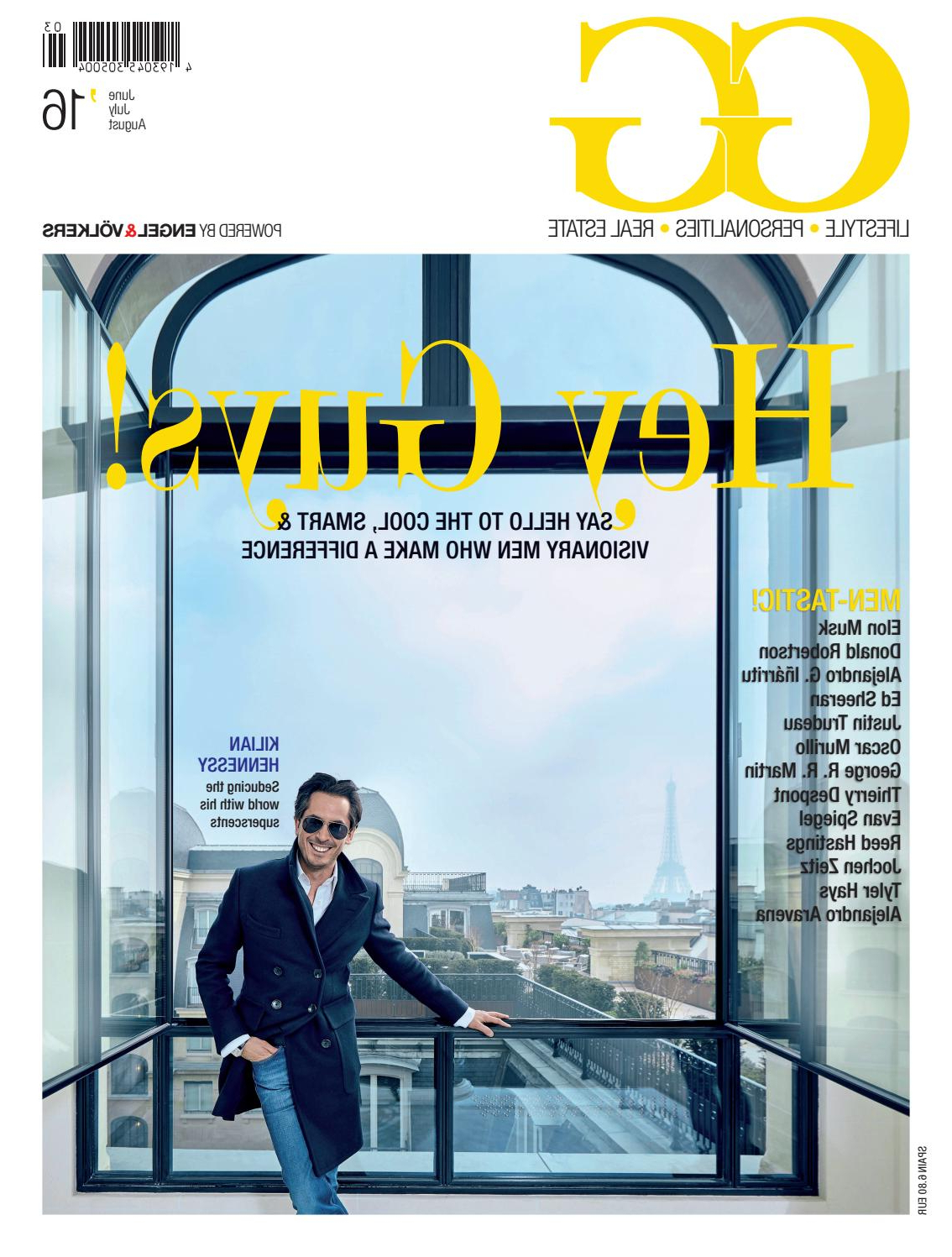 Gg Magazine 03/2016 (English)Gg Magazine – Issuu Throughout Kilian Grey 49 Inch Tv Stands (Gallery 19 of 20)