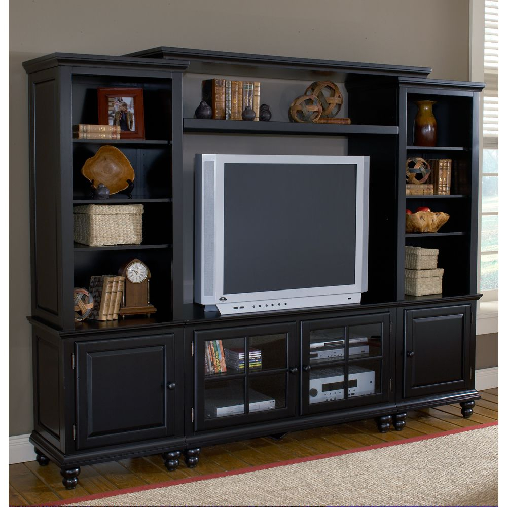 "Grand Bay 96"" Tv Entertainment Wall Unit Hillsdale Furniture 