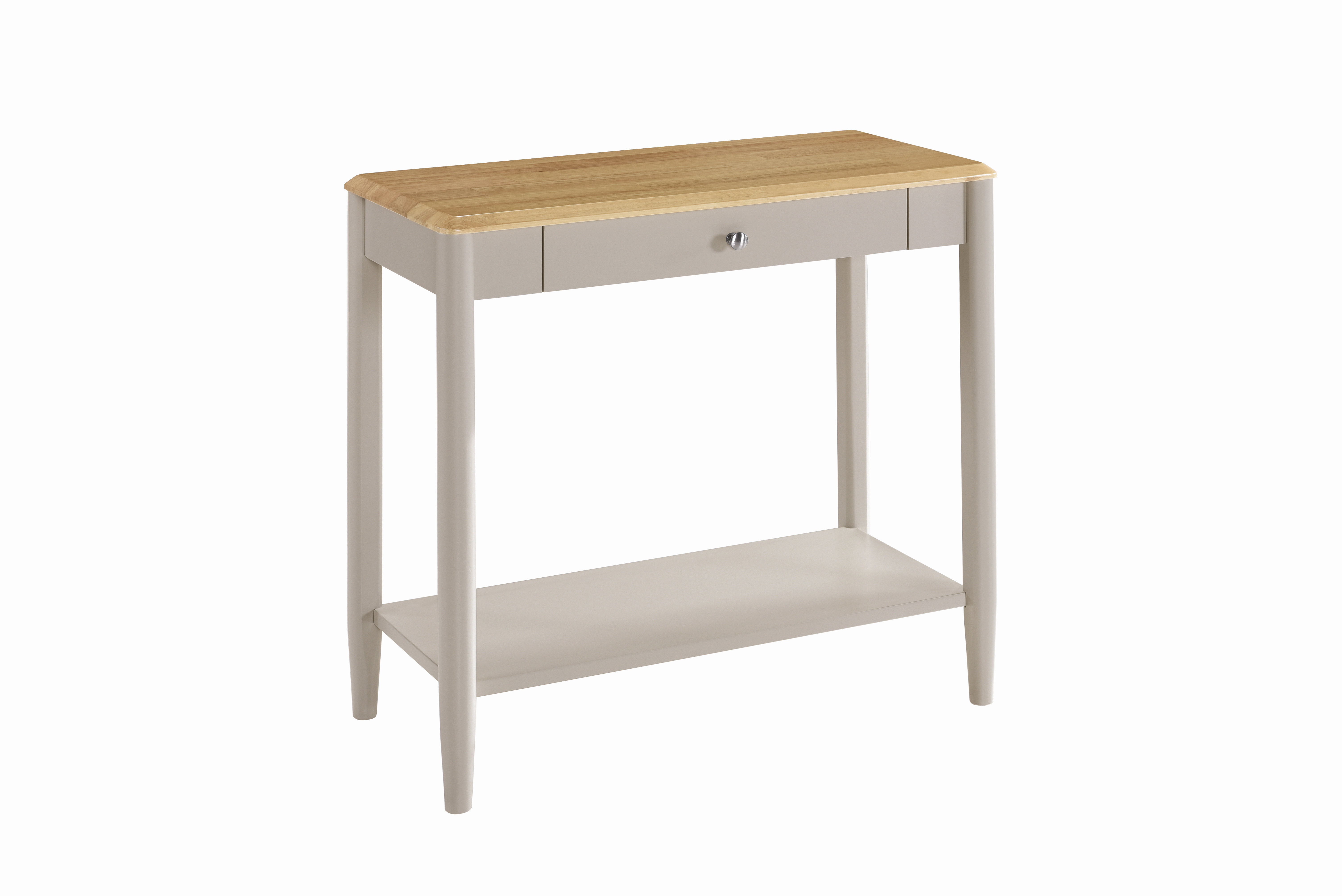 Grey Painted Console Table | Wayfair.co.uk In Mix Agate Metal Frame Console Tables (Gallery 3 of 20)