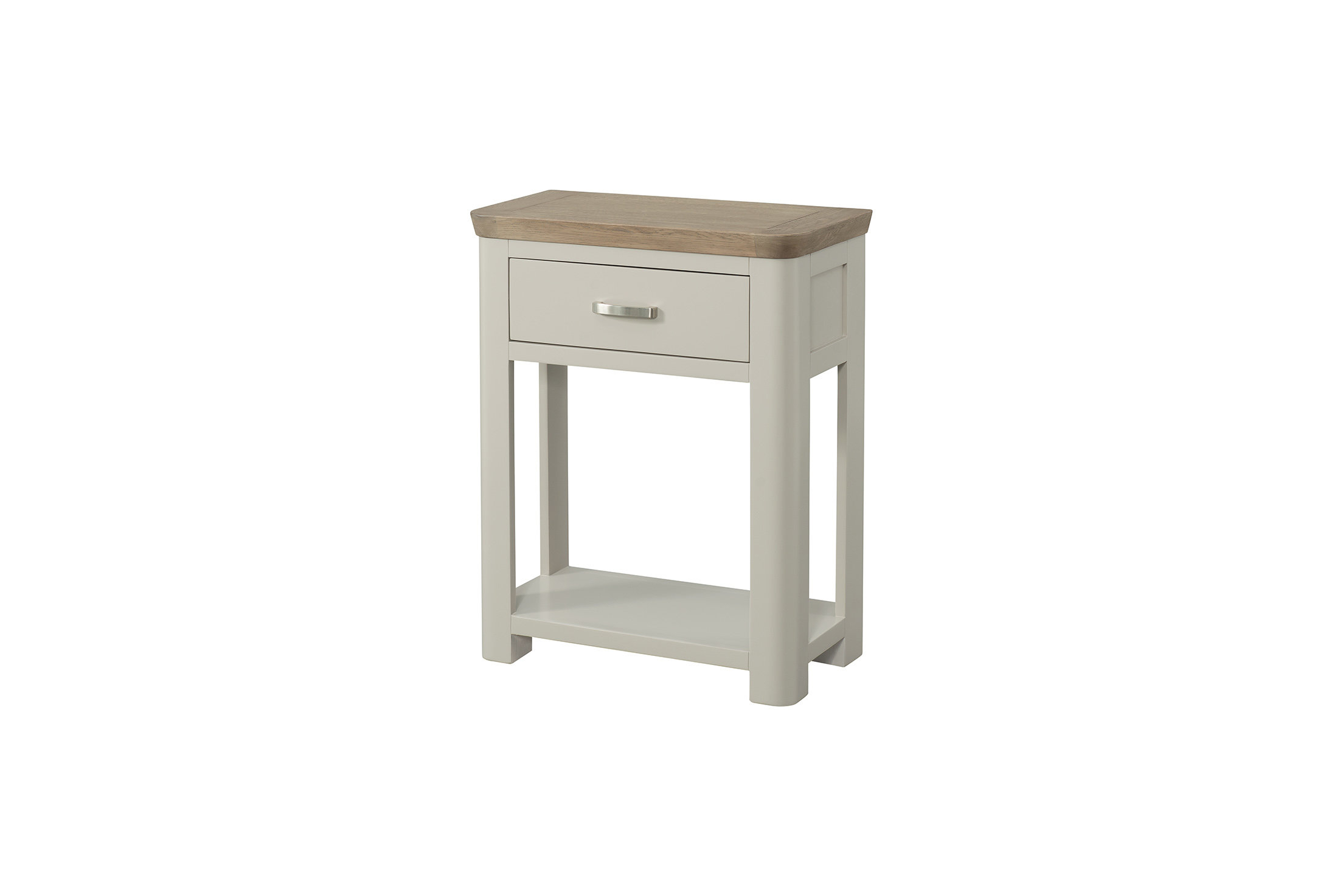 Grey Painted Console Table | Wayfair.co (View 9 of 20)