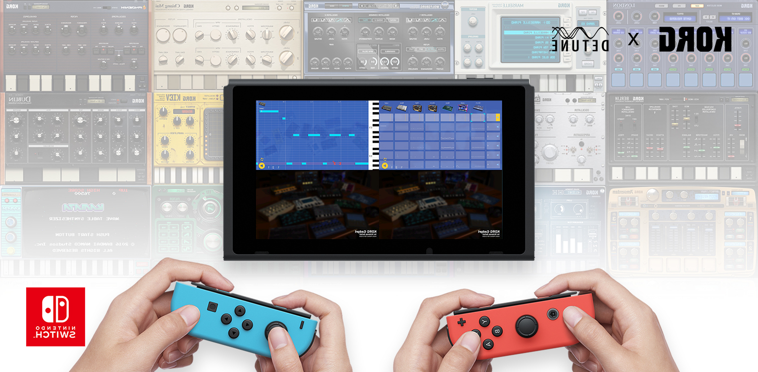Haberler | Nintendo Switch Için Korg Gadget, Yeni Versiyon 1.2 Pertaining To Switch Console Tables (Gallery 17 of 20)