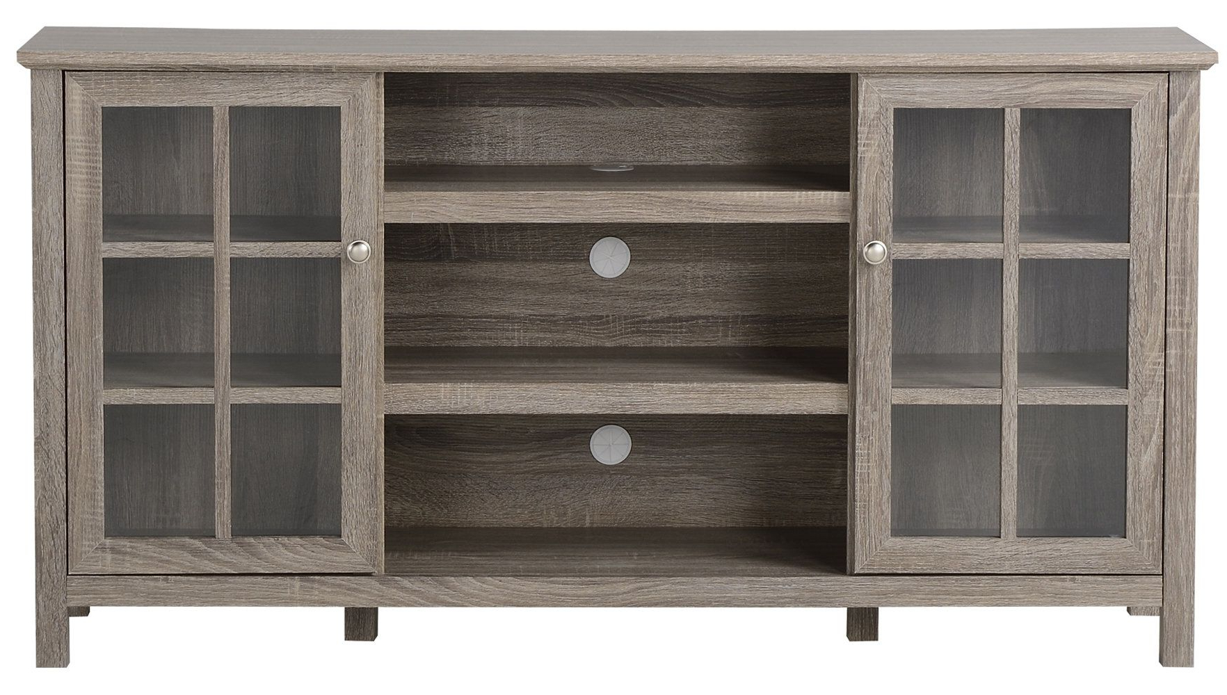 Hartmann Media Console | Products | Muebles Para Tv, Muebles Throughout Sinclair Grey 64 Inch Tv Stands (View 14 of 20)