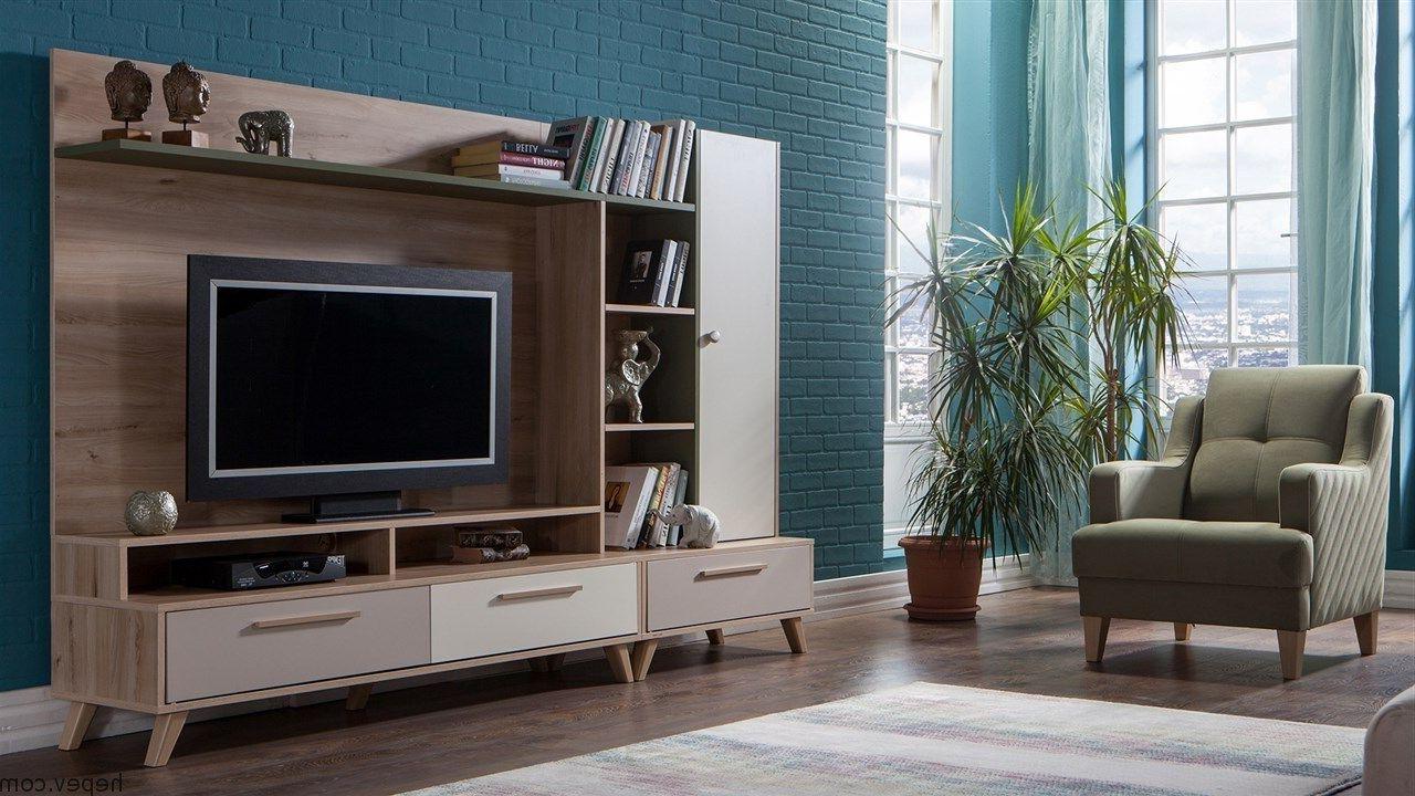 Hepev Adlı Kullanıcının Hepev Dekorasyon Panosundaki Pin | Tv Wall In Moraga Live Edge Plasma Console Tables (Gallery 8 of 20)