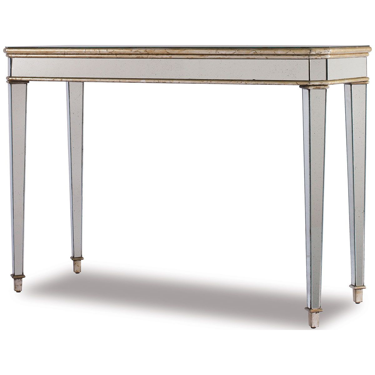Hooker Furniture Mirrored Console Table 500 50 779 | Hooker In Kyra Console Tables (View 1 of 20)