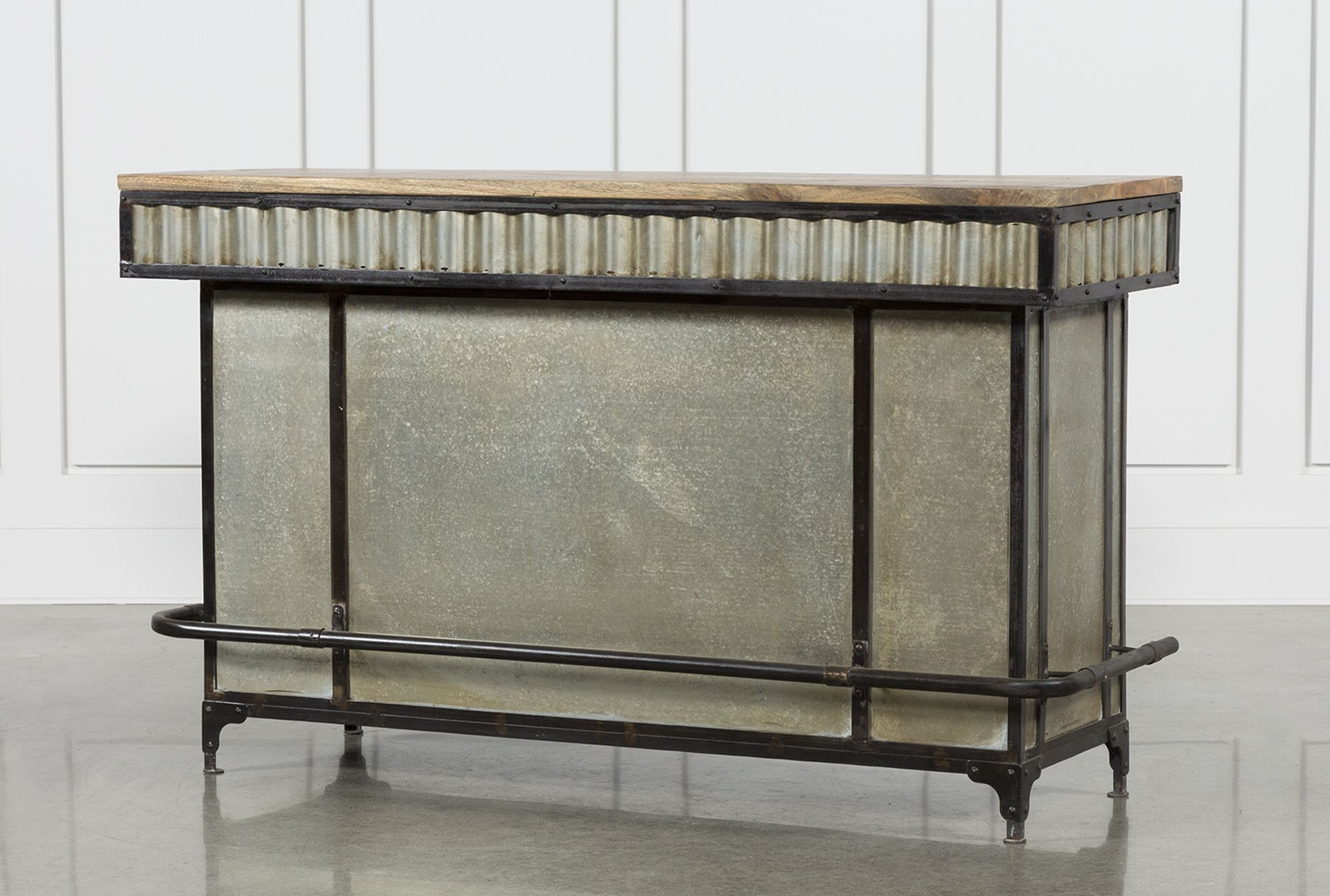 Industrial Bar | Products Regarding Mikelson Media Console Tables (View 2 of 20)