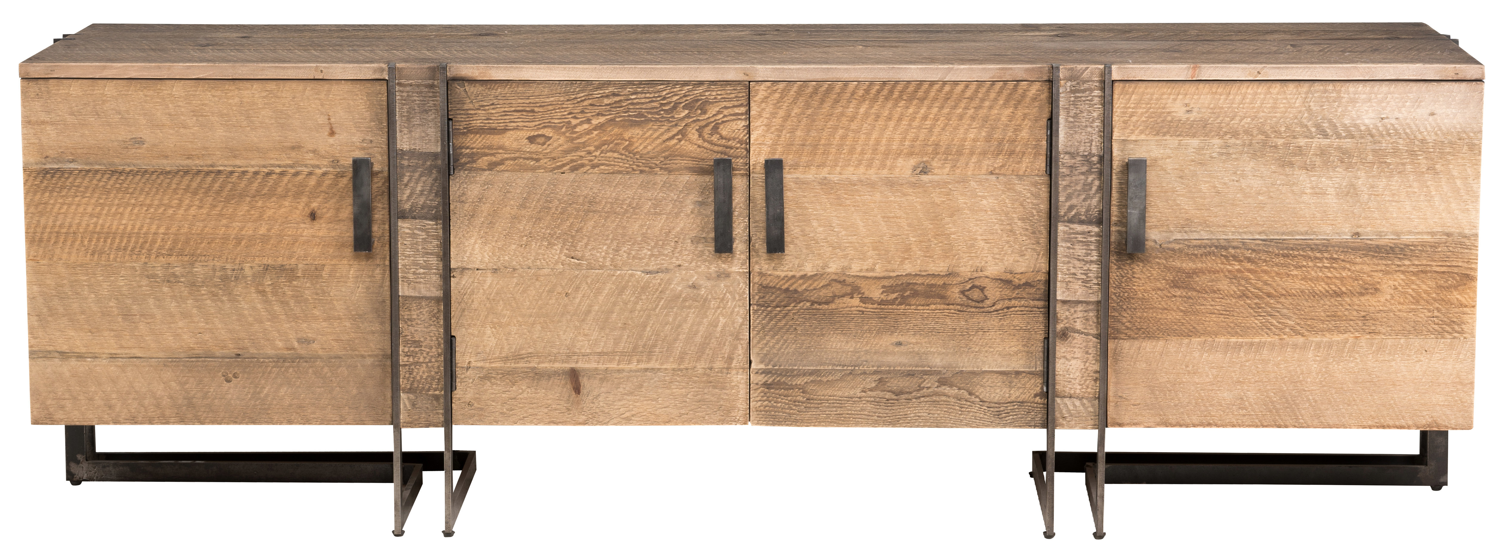 Industrial Tv Stands | Joss & Main With Regard To Walton 74 Inch Open Tv Stands (View 14 of 20)