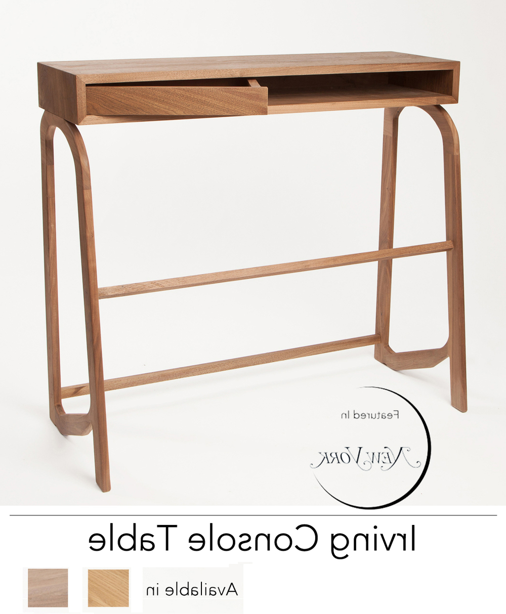 Irving Console Table — Ethan Abramson Throughout Ethan Console Tables (View 12 of 20)