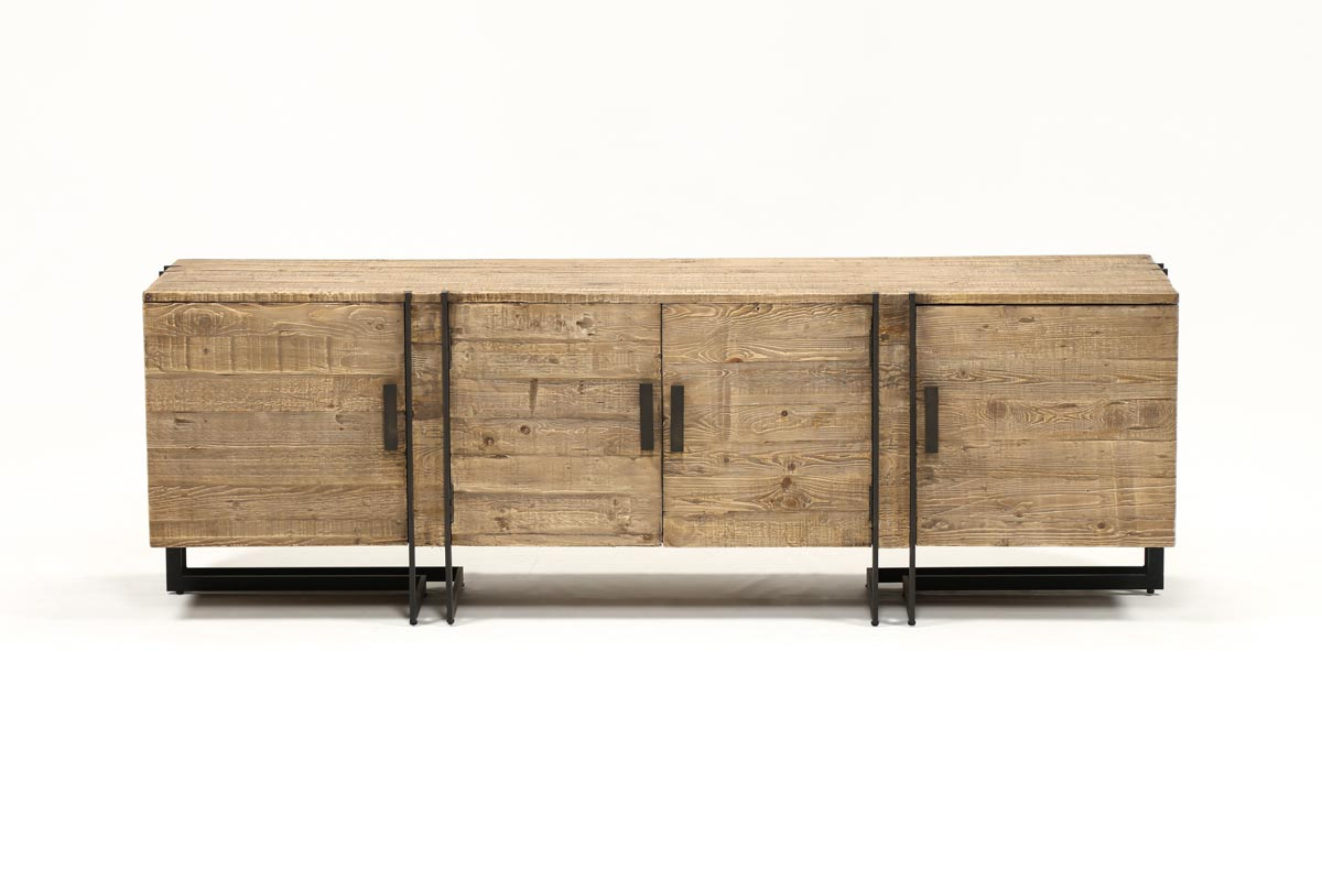 Jacen 78 Inch Tv Stand | Living Spaces Pertaining To Forma 65 Inch Tv Stands (Gallery 20 of 20)