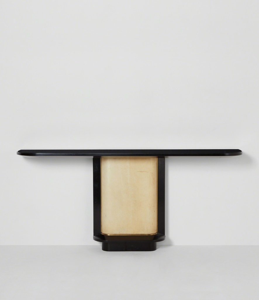 Jacques Adnet | Console Table (Circa 1939) | Artsy Intended For Jacque Console Tables (View 13 of 20)