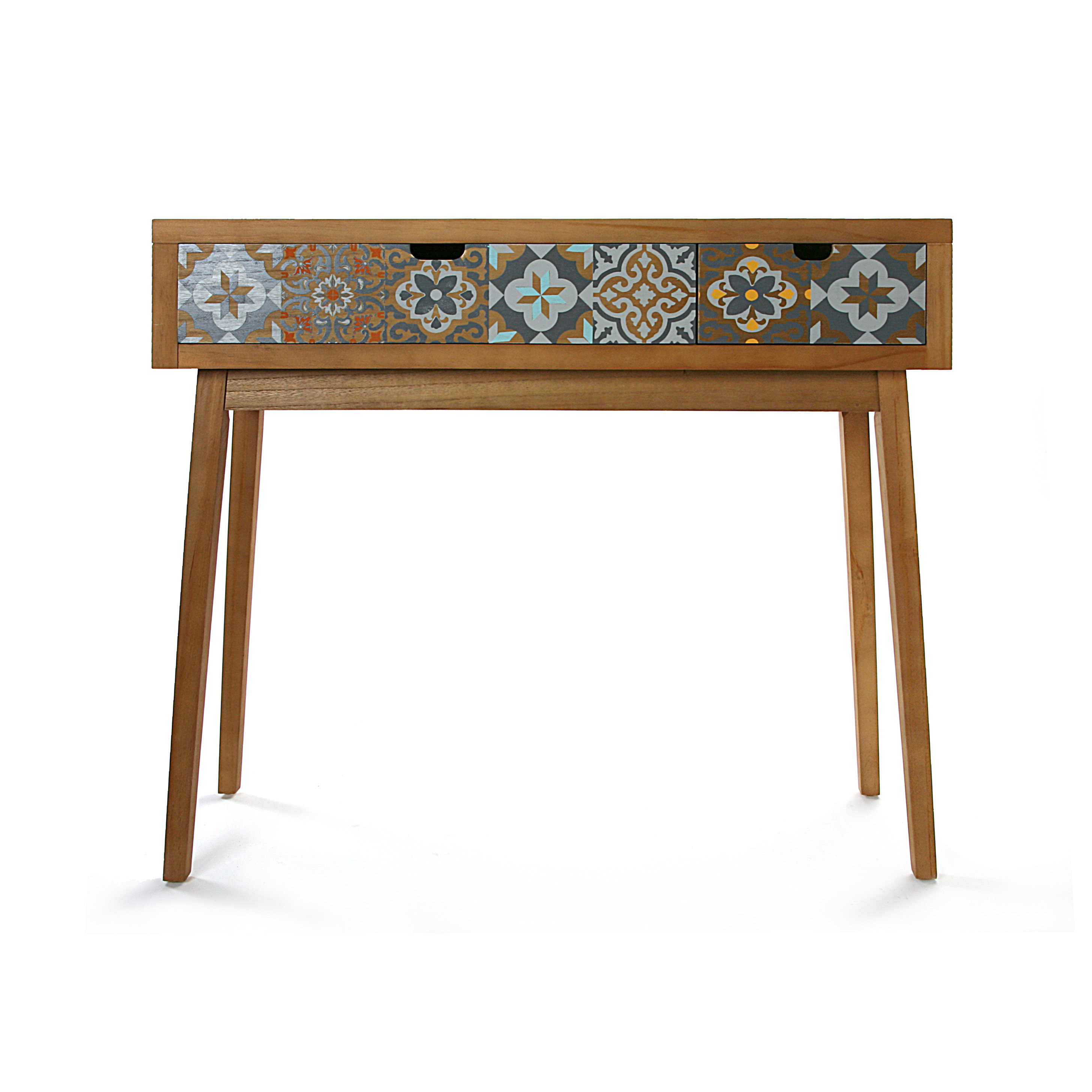 Kitchen Console Tables | Wayfair.co.uk Regarding Mix Agate Metal Frame Console Tables (Gallery 8 of 20)