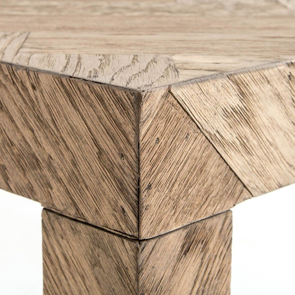 Lamar Console Table | Products | Console Table, Console, Table Throughout Parsons Concrete Top & Elm Base 48X16 Console Tables (View 12 of 20)